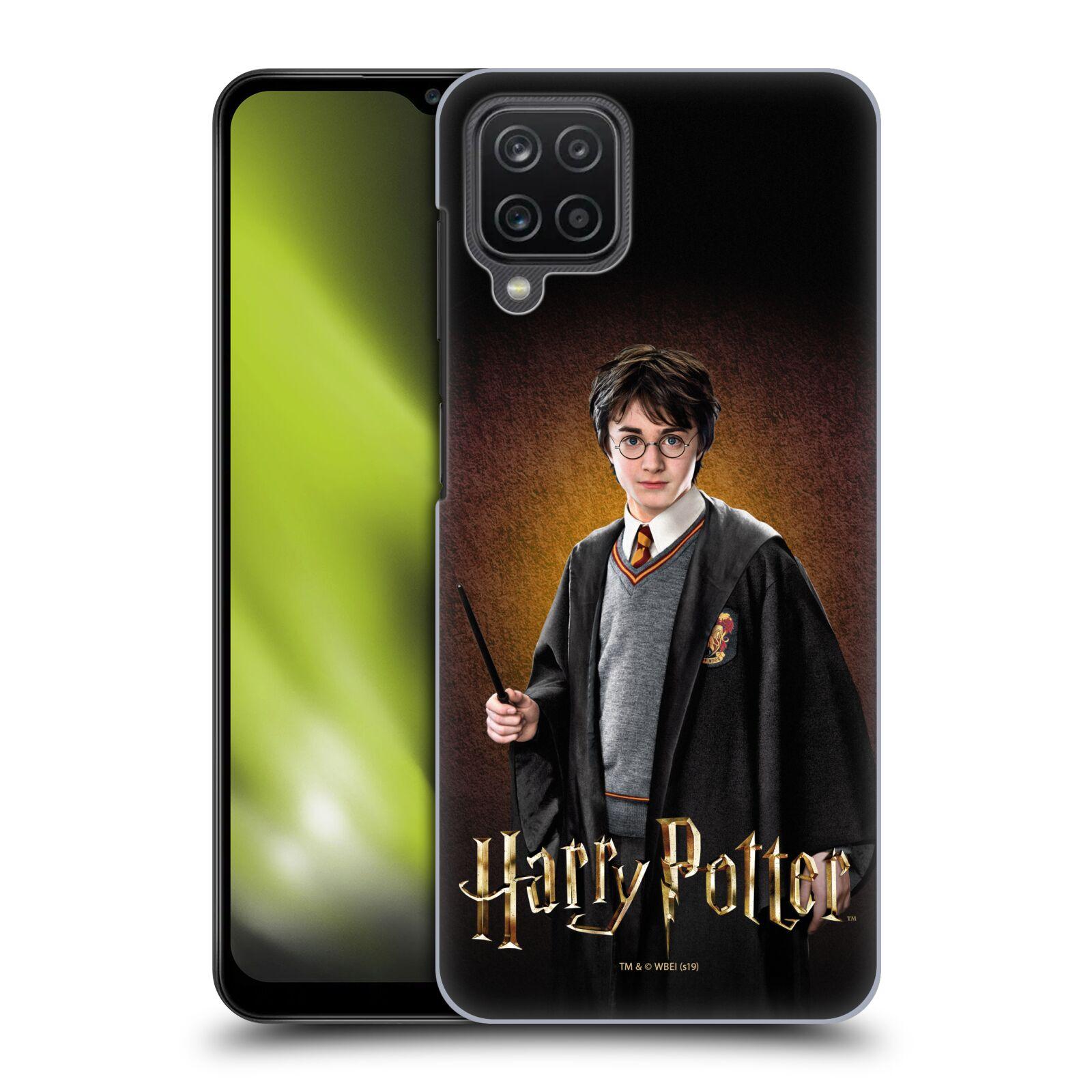 Plastové pouzdro na mobil Samsung Galaxy A12 - Harry Potter - Malý Harry Potter