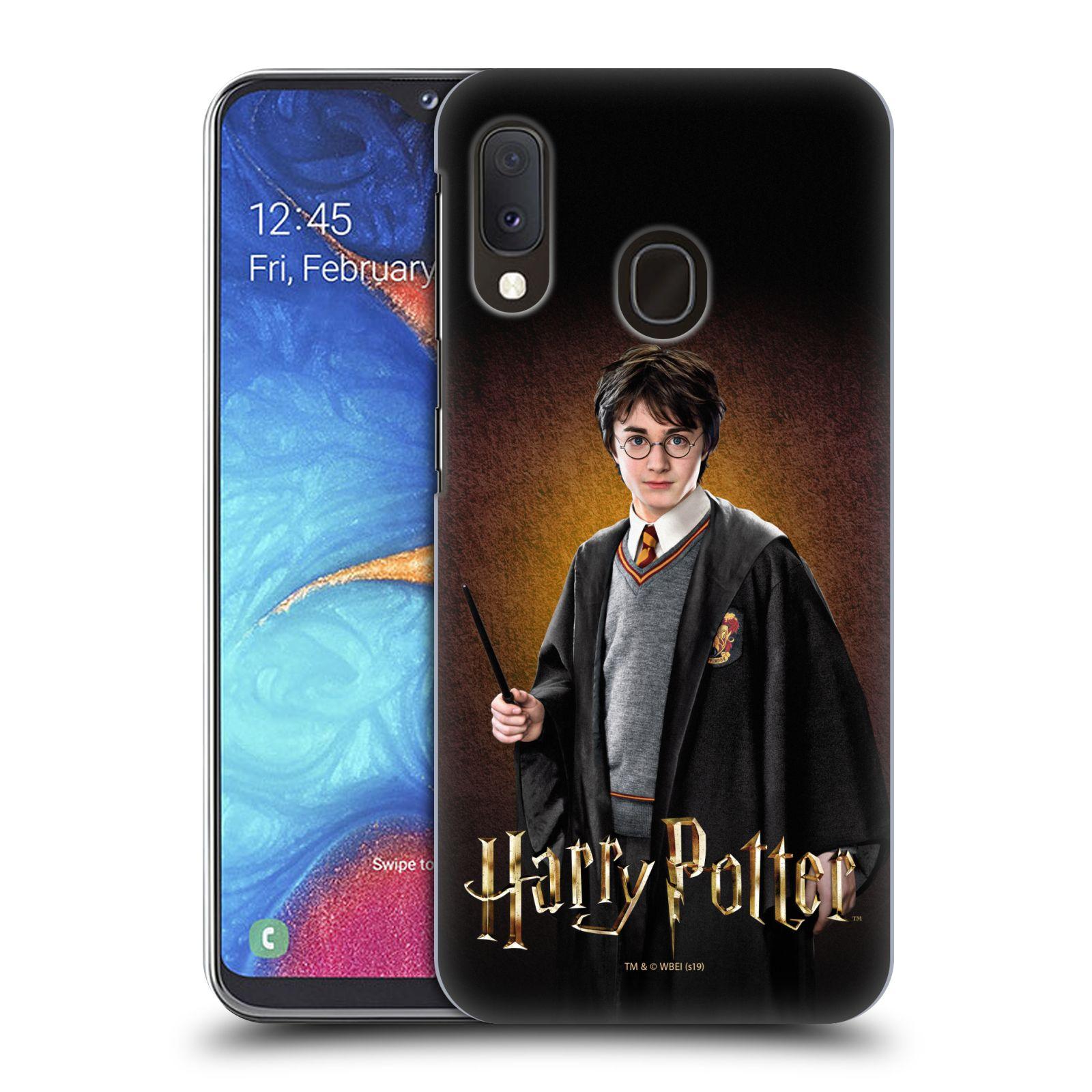 Plastové pouzdro na mobil Samsung Galaxy A20e - Harry Potter - Malý Harry Potter