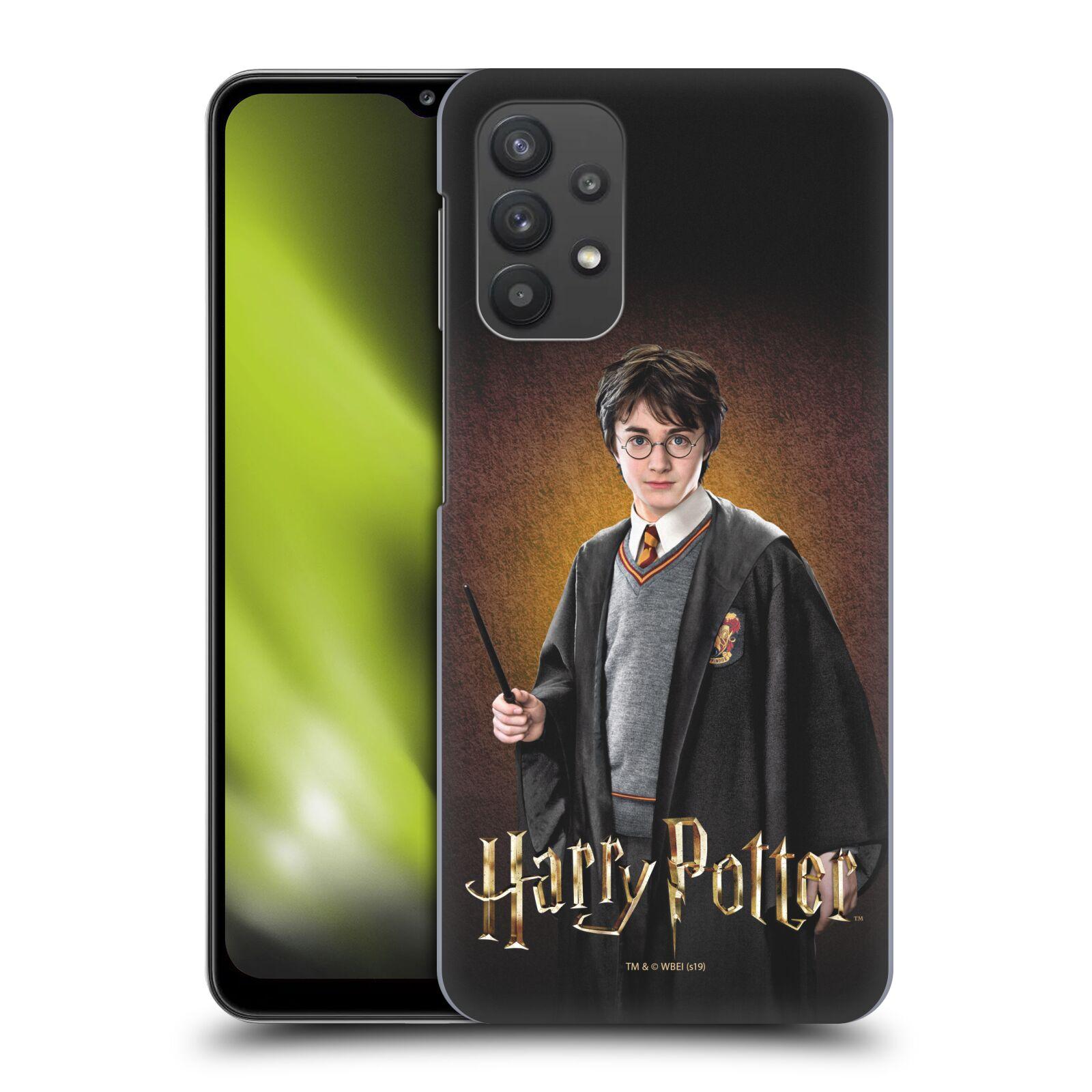 Plastové pouzdro na mobil Samsung Galaxy A32 5G - Harry Potter - Malý Harry Potter
