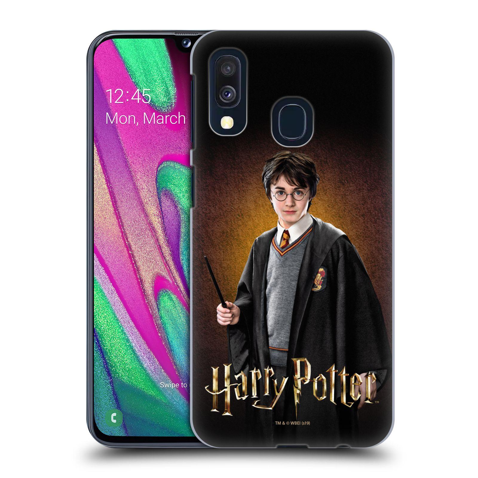 Plastové pouzdro na mobil Samsung Galaxy A40 - Harry Potter - Malý Harry Potter