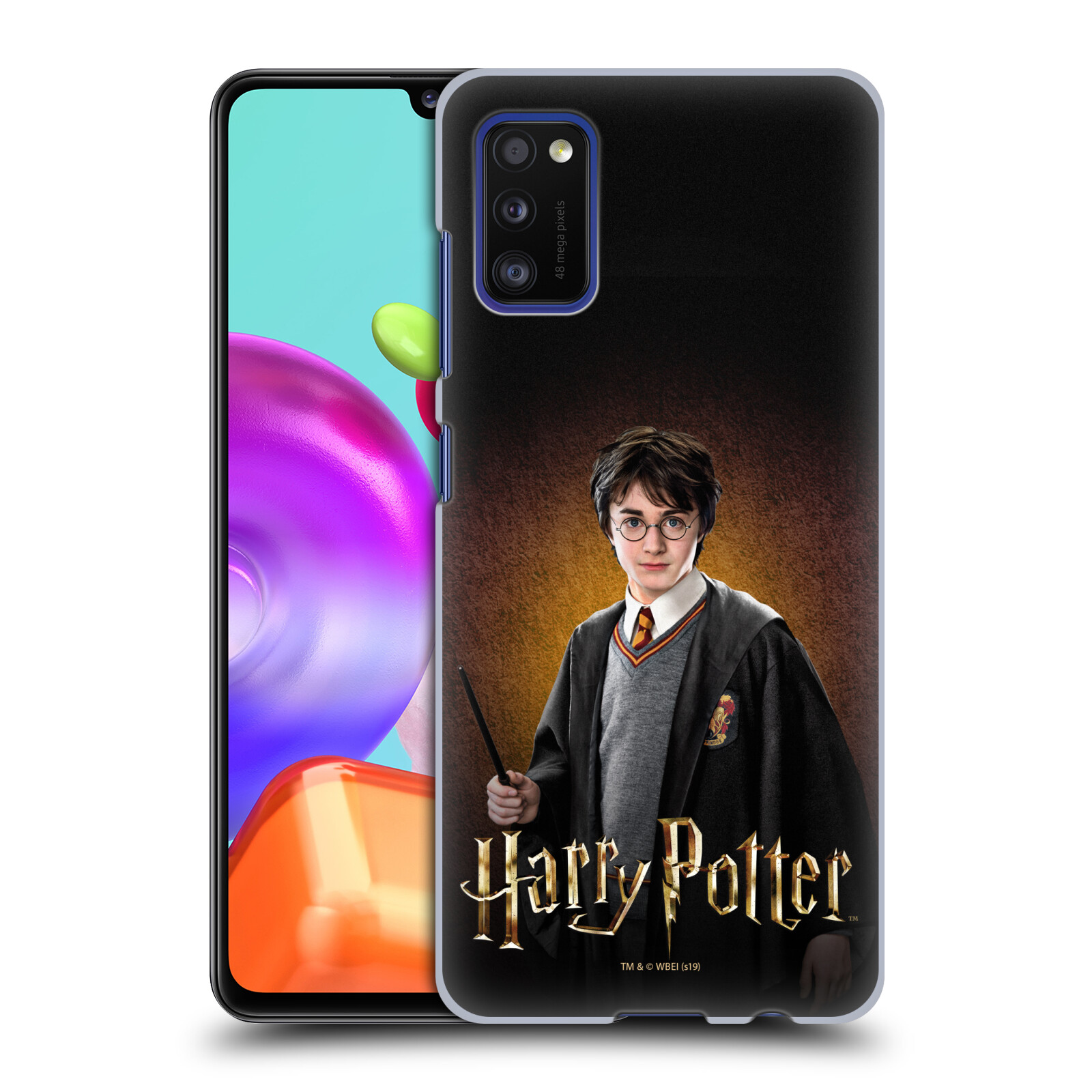 Plastové pouzdro na mobil Samsung Galaxy A41 - Harry Potter - Malý Harry Potter