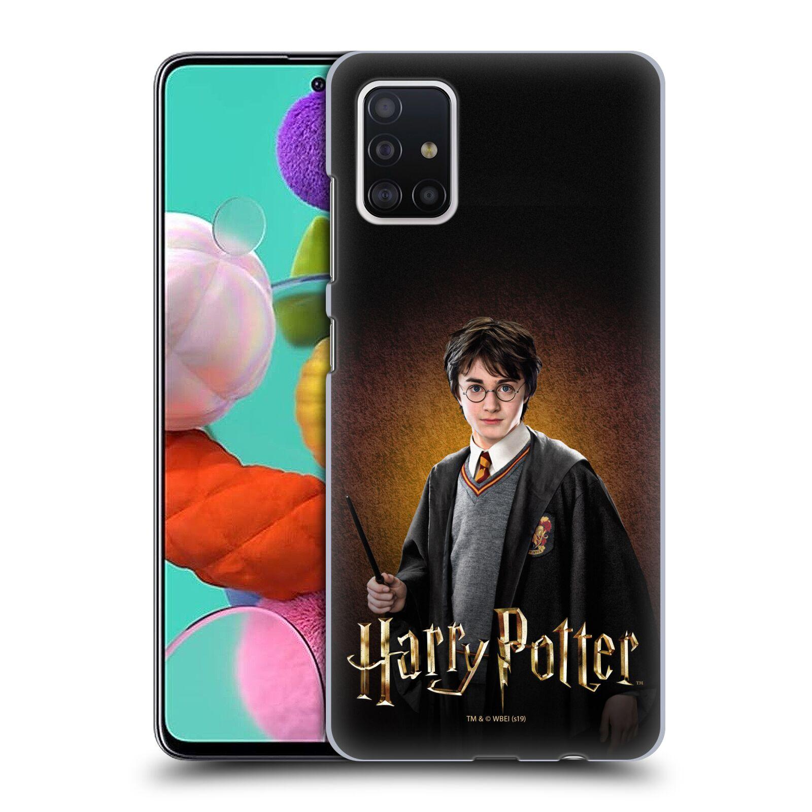 Plastové pouzdro na mobil Samsung Galaxy A51 - Harry Potter - Malý Harry Potter