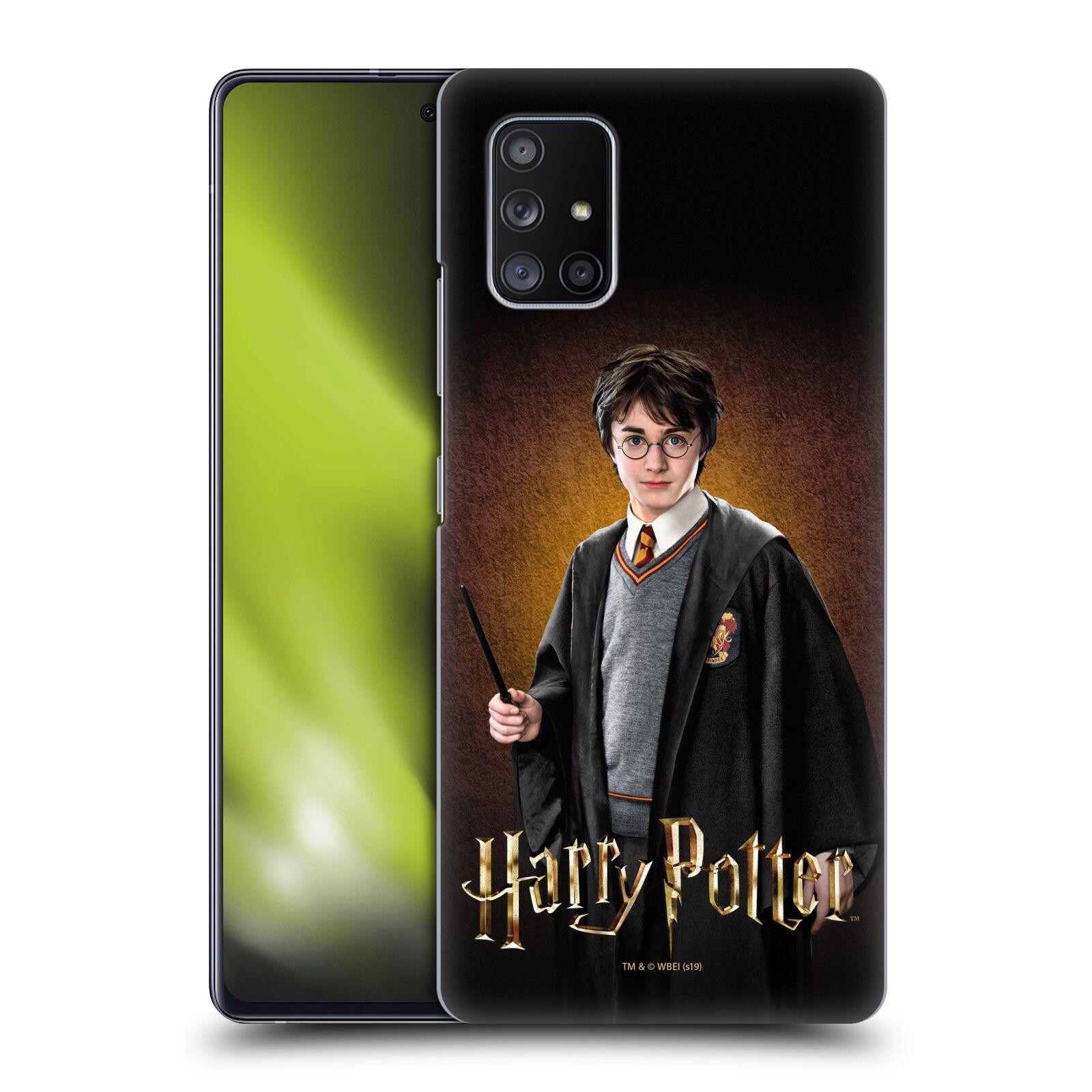 Plastové pouzdro na mobil Samsung Galaxy A51 5G - Harry Potter - Malý Harry Potter