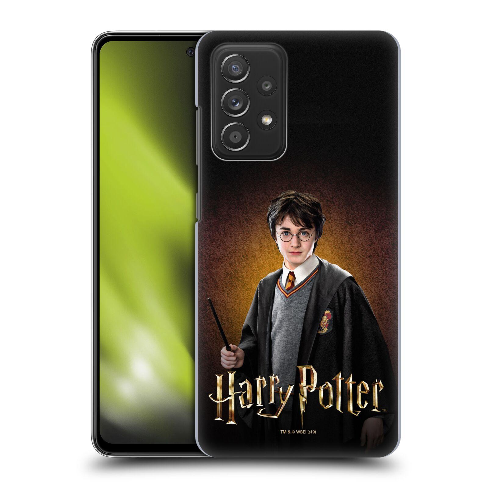 Plastové pouzdro na mobil Samsung Galaxy A52 / A52 5G / A52s 5G - Harry Potter - Malý Harry Potter