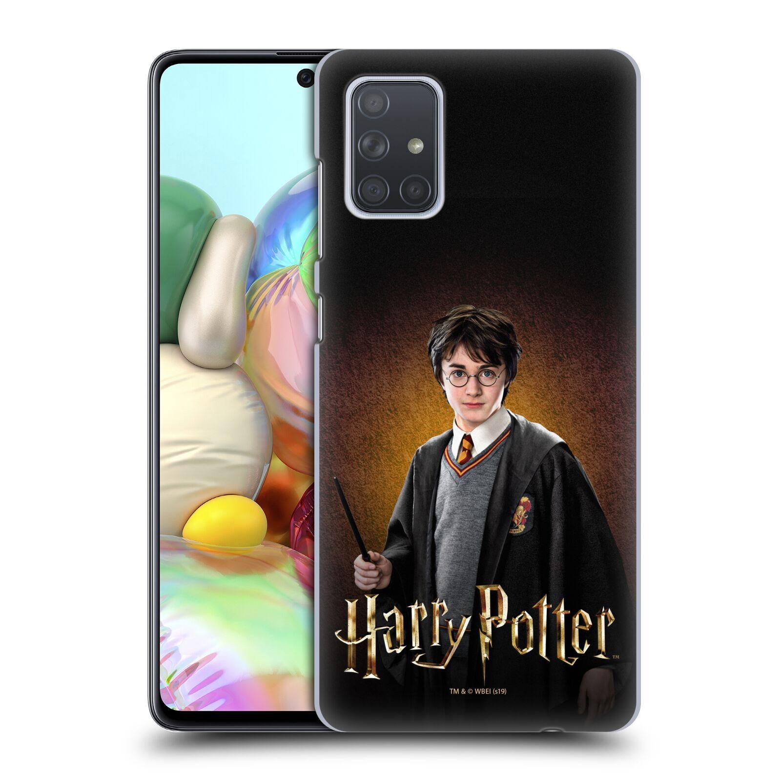 Plastové pouzdro na mobil Samsung Galaxy A71 - Harry Potter - Malý Harry Potter