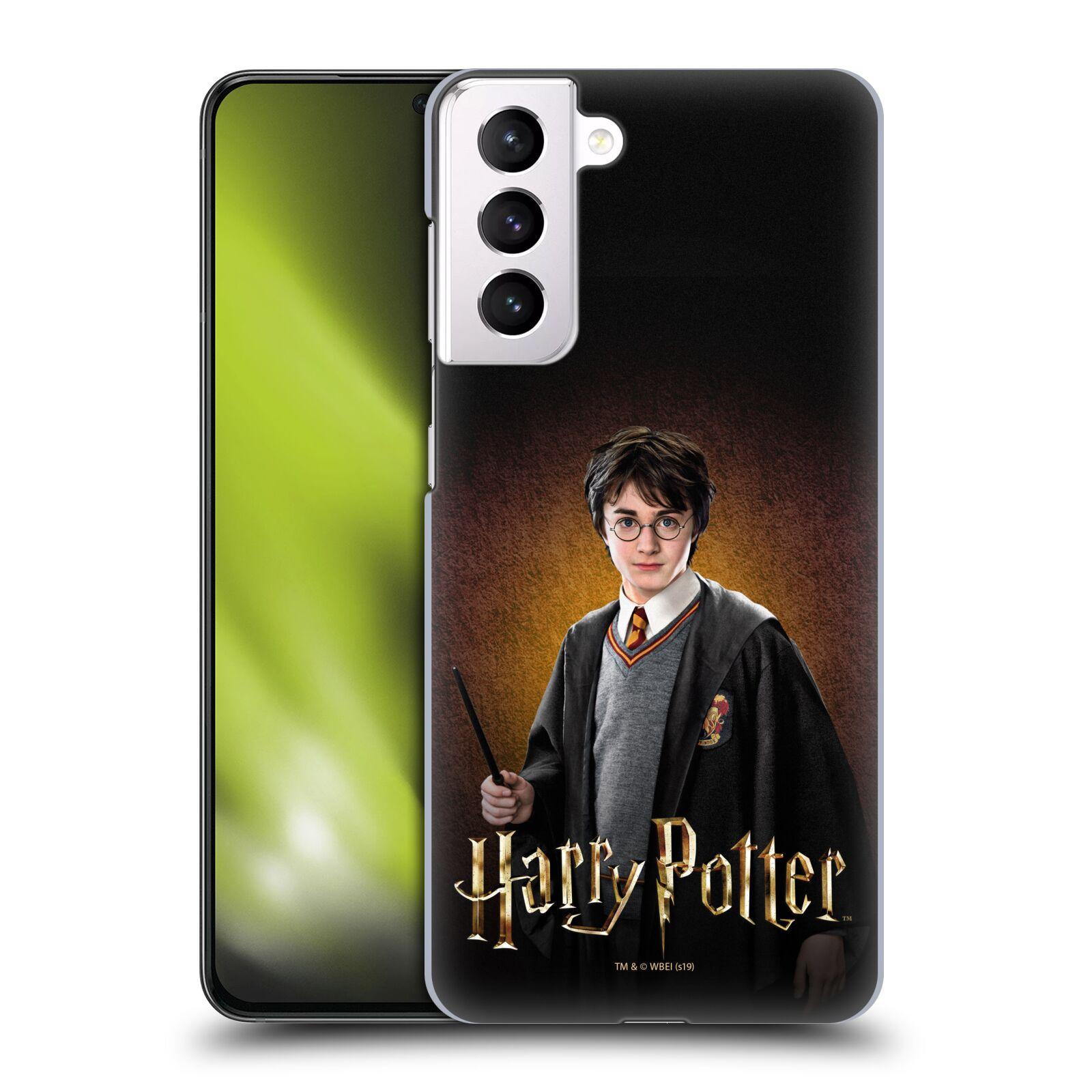 Plastové pouzdro na mobil Samsung Galaxy S21 Plus 5G - Harry Potter - Malý Harry Potter