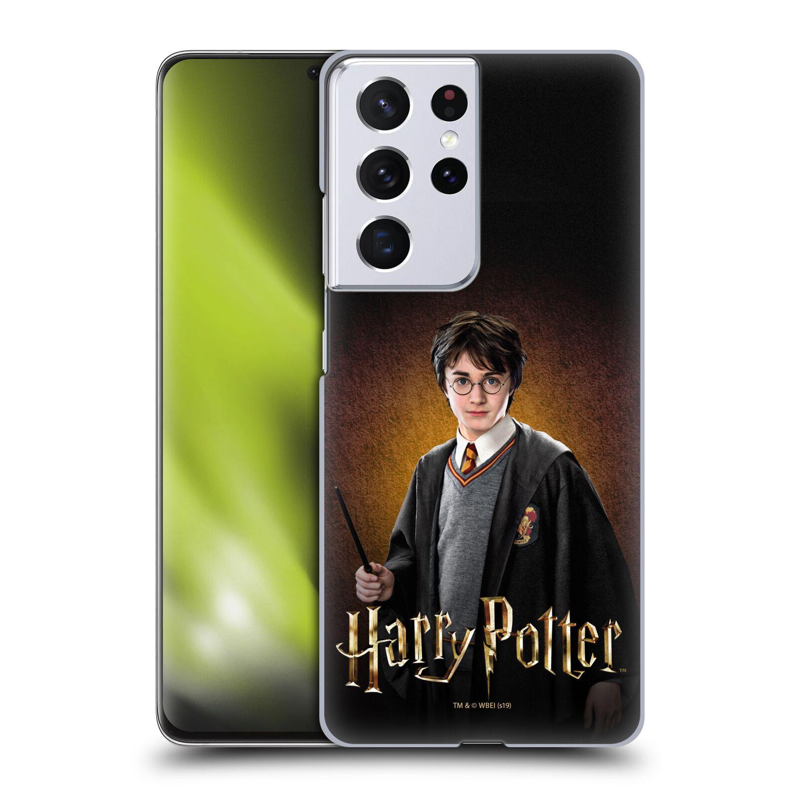 Plastové pouzdro na mobil Samsung Galaxy S21 Ultra 5G - Harry Potter - Malý Harry Potter