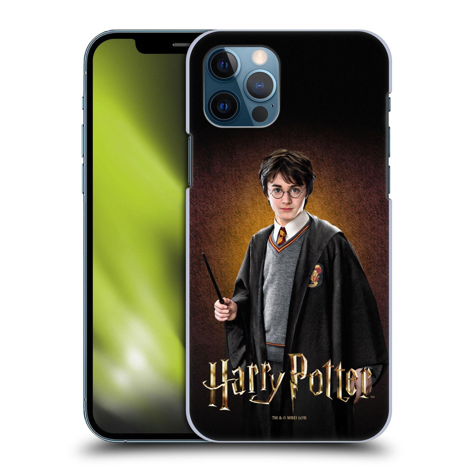 Plastové pouzdro na mobil Apple iPhone 12 / 12 Pro - Harry Potter - Malý Harry Potter