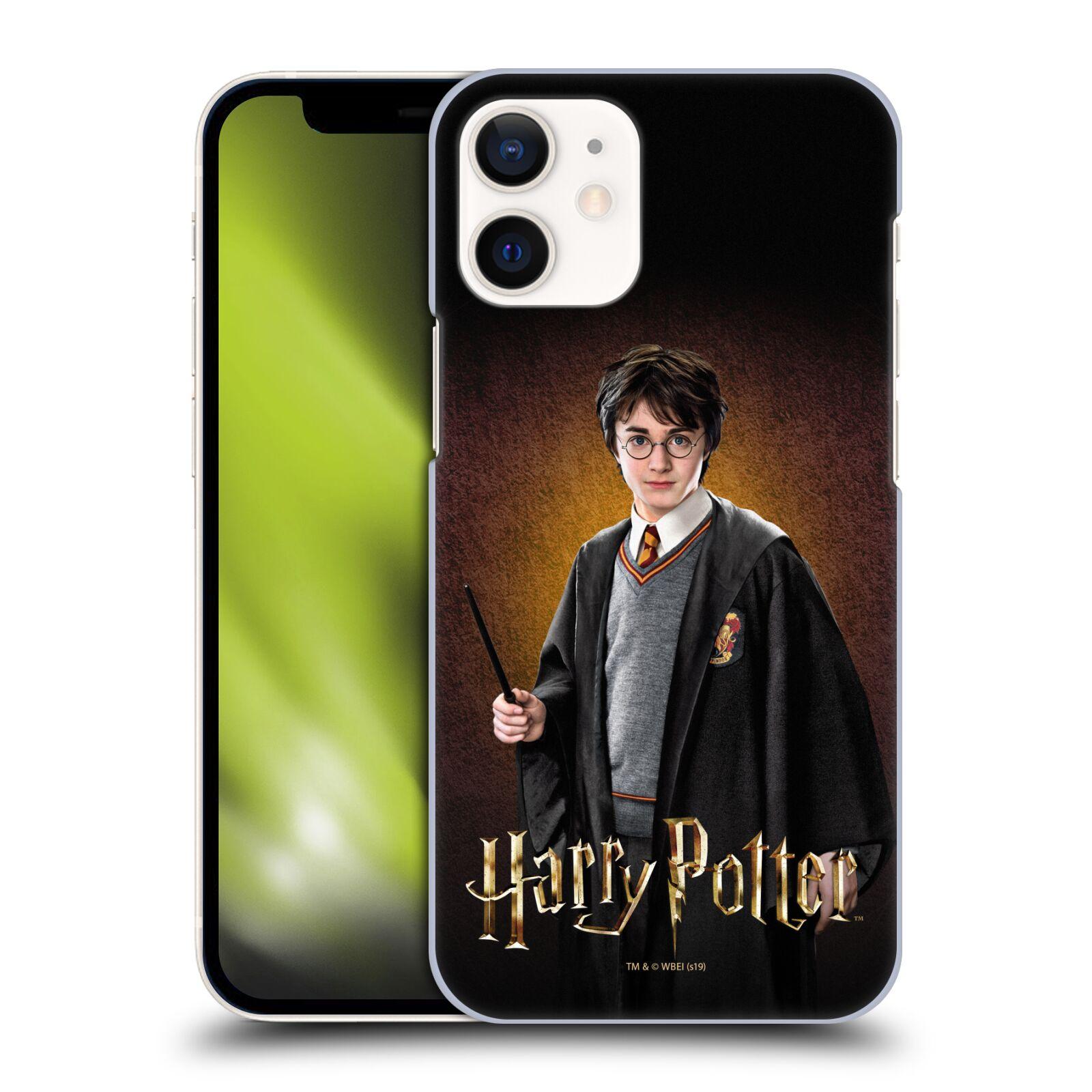 Plastové pouzdro na mobil Apple iPhone 12 Mini - Harry Potter - Malý Harry Potter