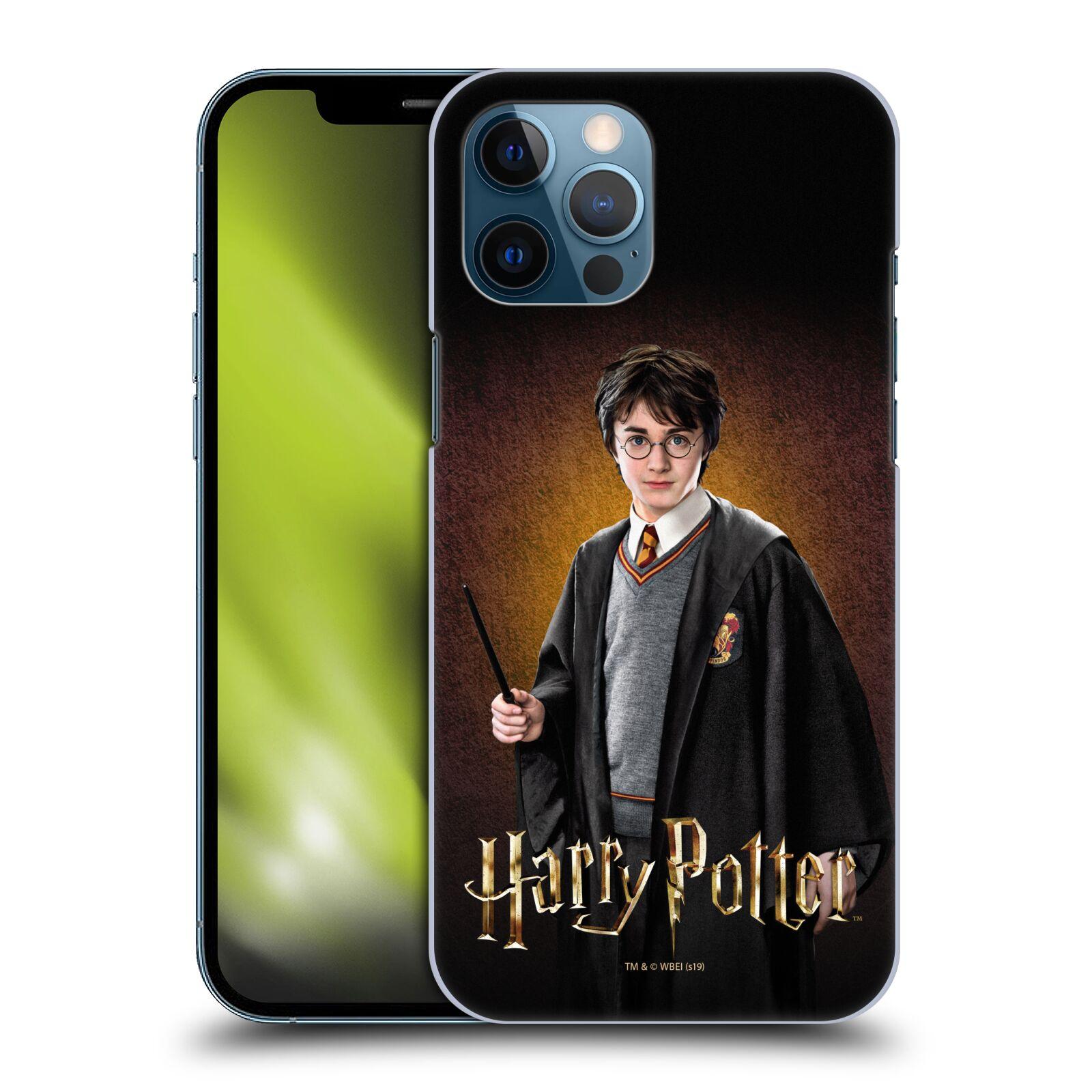 Plastové pouzdro na mobil Apple iPhone 12 Pro Max - Harry Potter - Malý Harry Potter