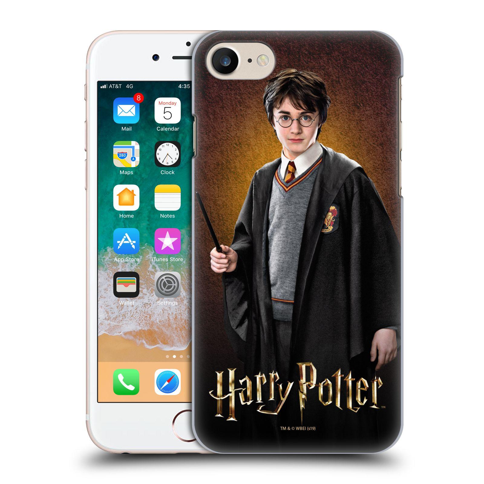 Plastové pouzdro na mobil Apple iPhone SE (2020) - Harry Potter - Malý Harry Potter