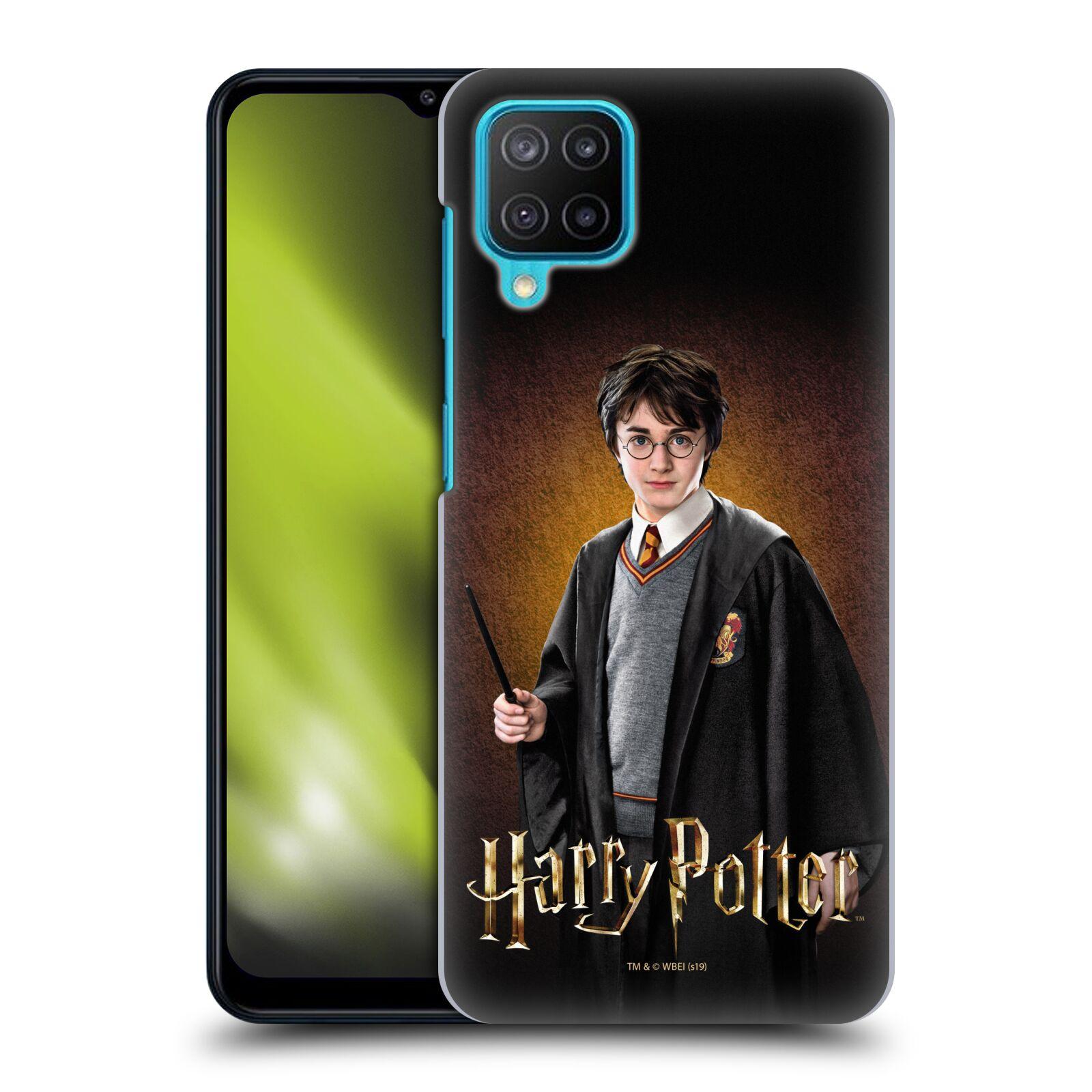Plastové pouzdro na mobil Samsung Galaxy M12 - Harry Potter - Malý Harry Potter