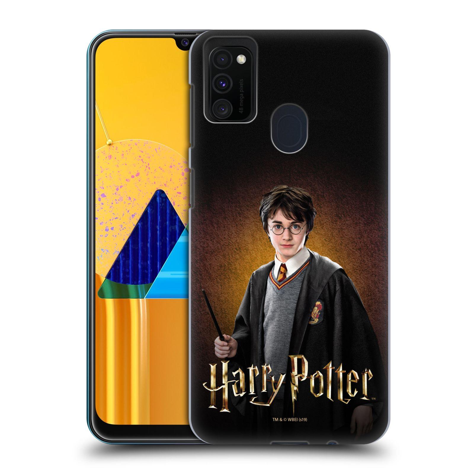 Plastové pouzdro na mobil Samsung Galaxy M21 - Harry Potter - Malý Harry Potter