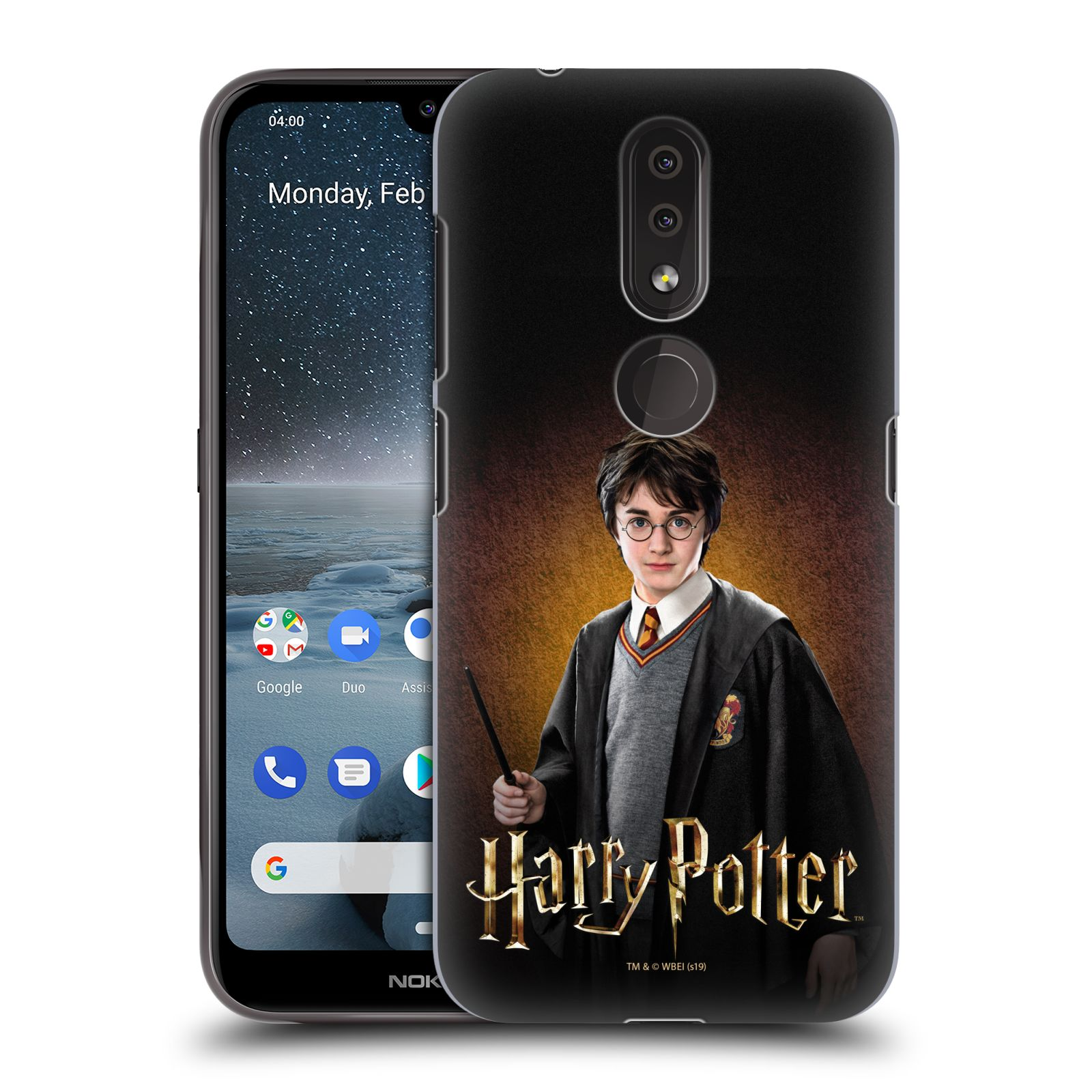 Plastové pouzdro na mobil Nokia 4.2 - Harry Potter - Malý Harry Potter