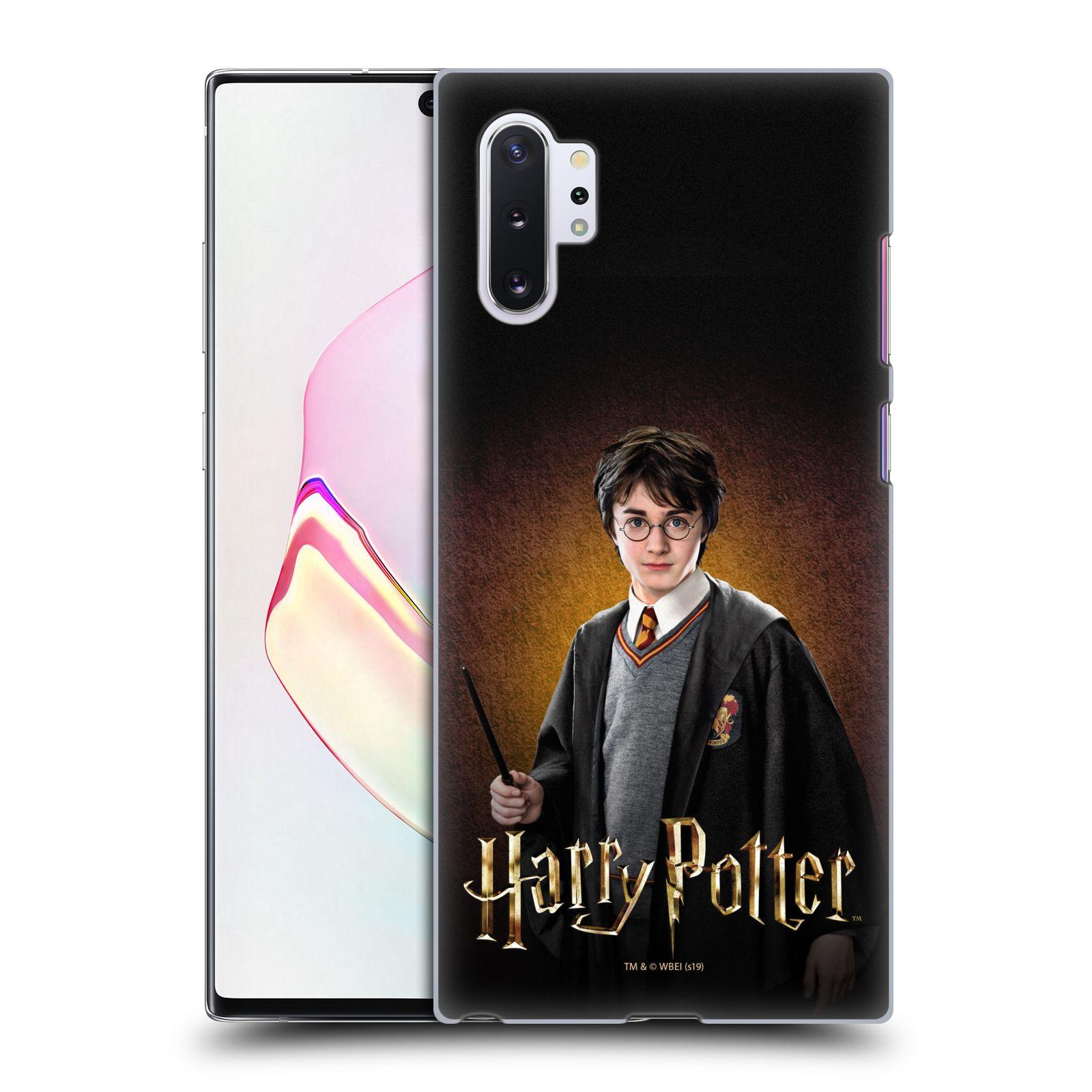 Plastové pouzdro na mobil Samsung Galaxy Note 10 Plus - Harry Potter - Malý Harry Potter