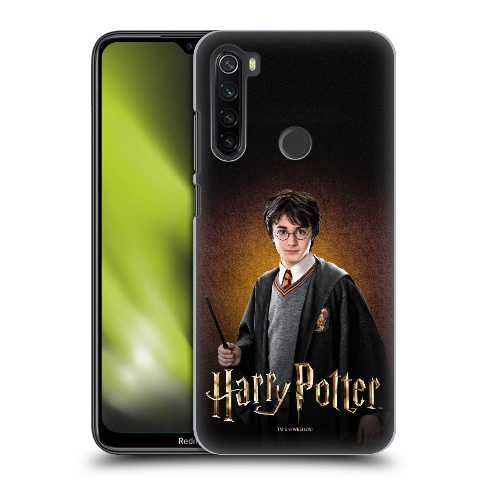 Plastové pouzdro na mobil Xiaomi Redmi Note 8T - Harry Potter - Malý Harry Potter