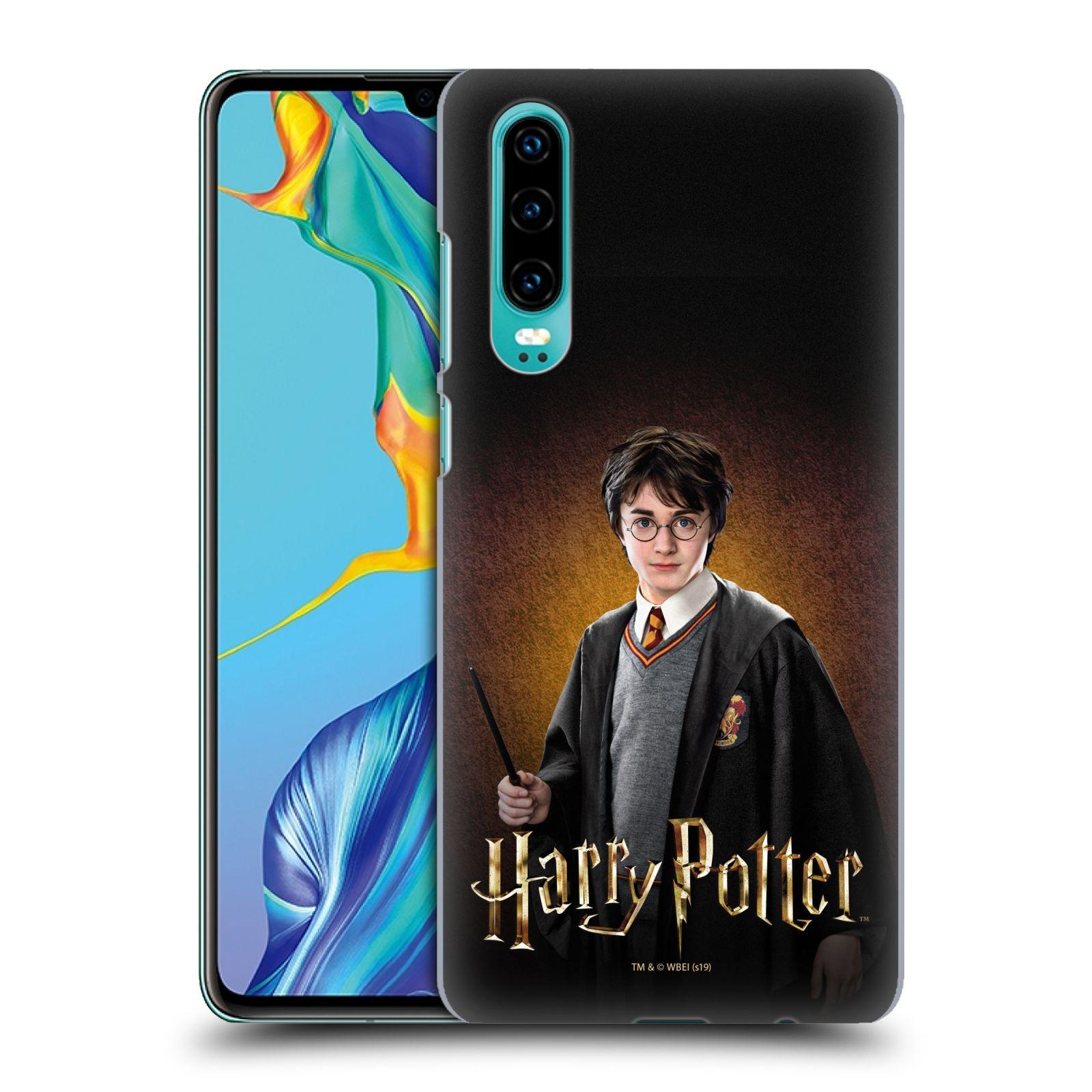 Plastové pouzdro na mobil Huawei P30 - Harry Potter - Malý Harry Potter