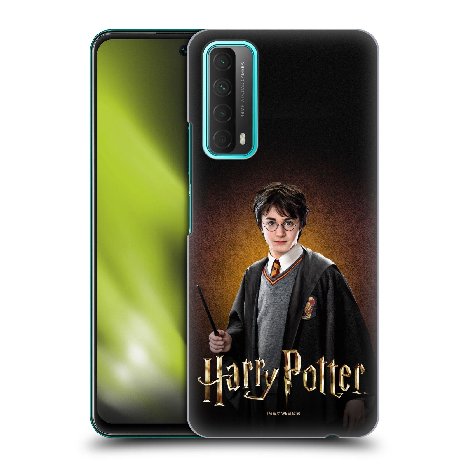 Plastové pouzdro na mobil Huawei P Smart (2021) - Harry Potter - Malý Harry Potter