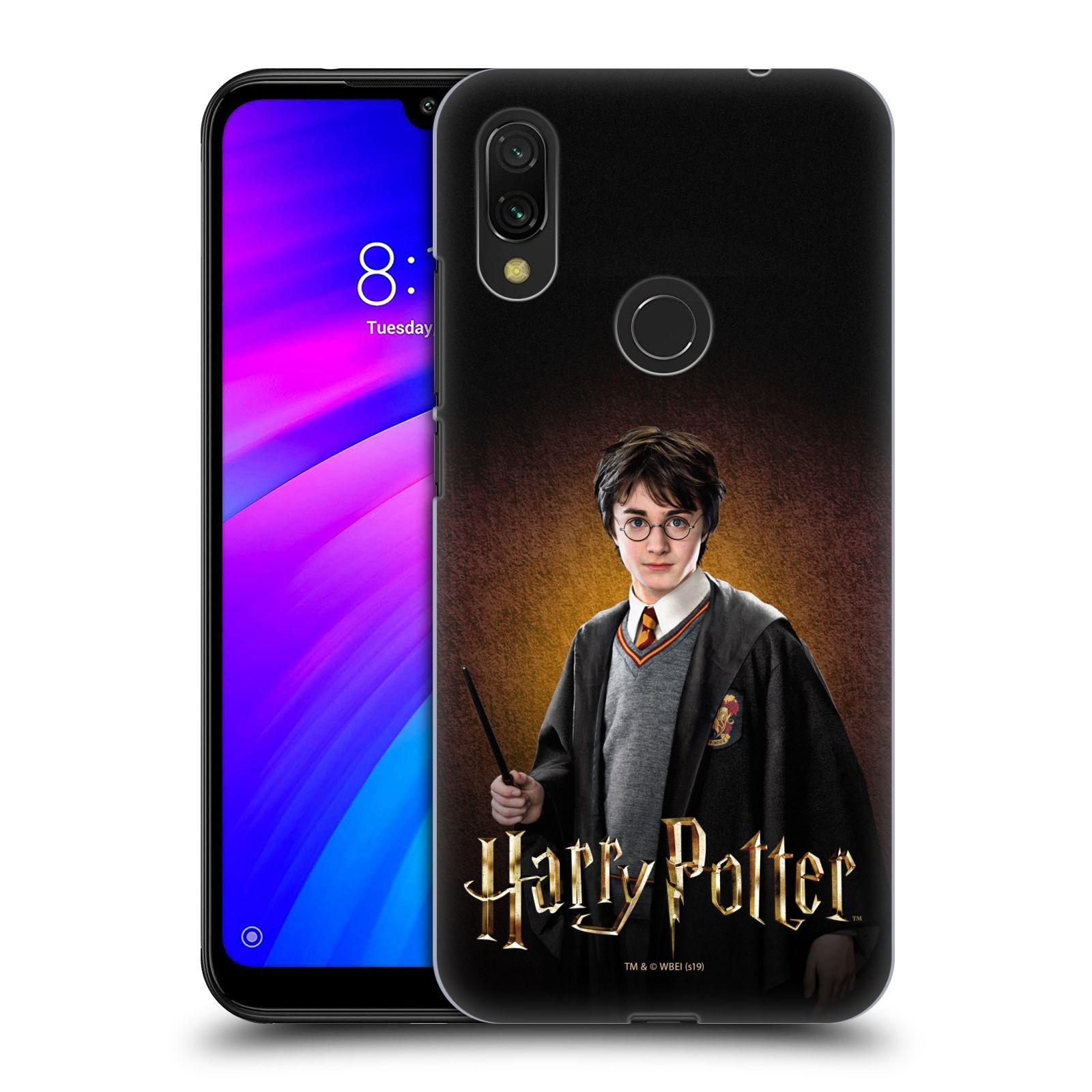 Plastové pouzdro na mobil Xiaomi Redmi 7 - Harry Potter - Malý Harry Potter
