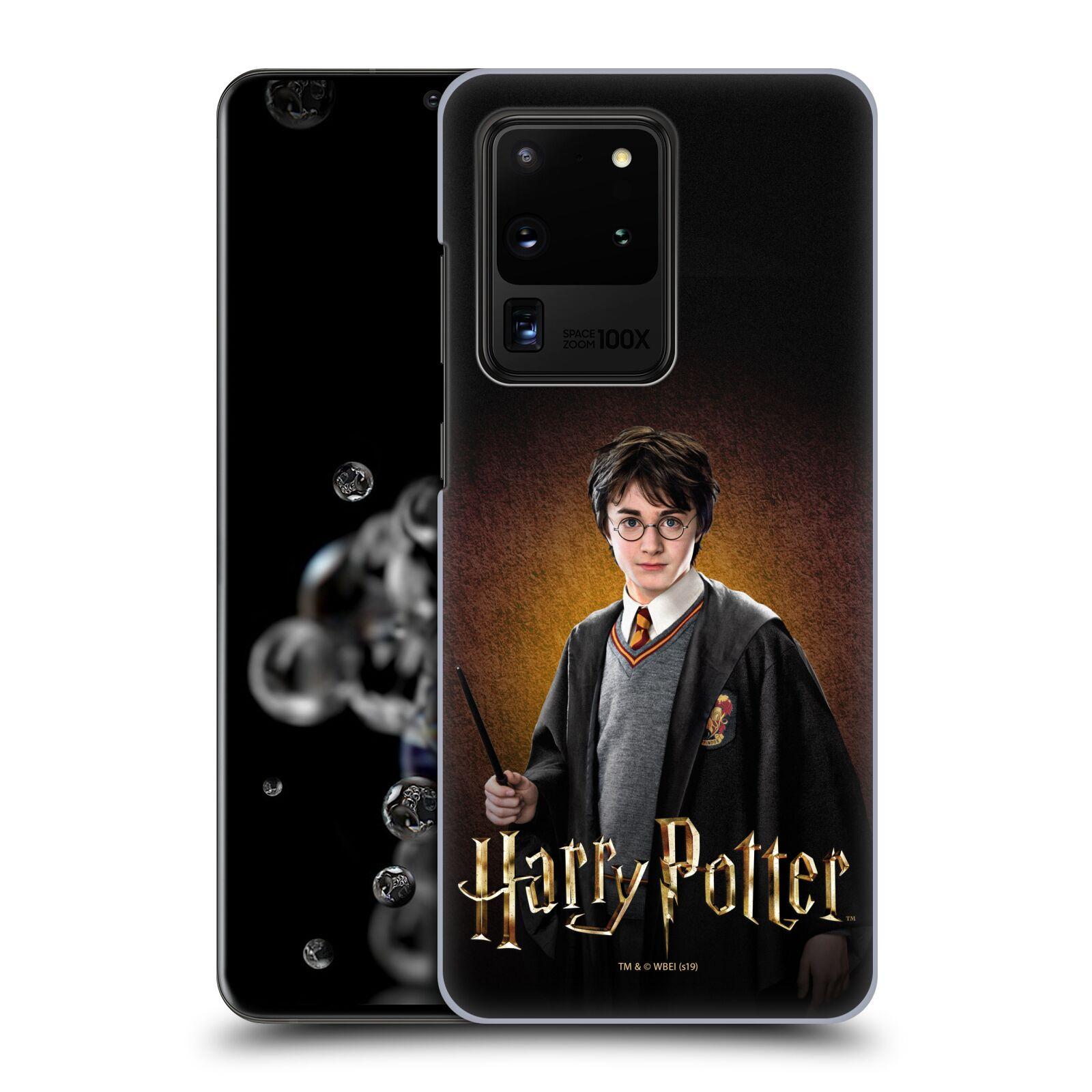 Plastové pouzdro na mobil Samsung Galaxy S20 Ultra - Harry Potter - Malý Harry Potter