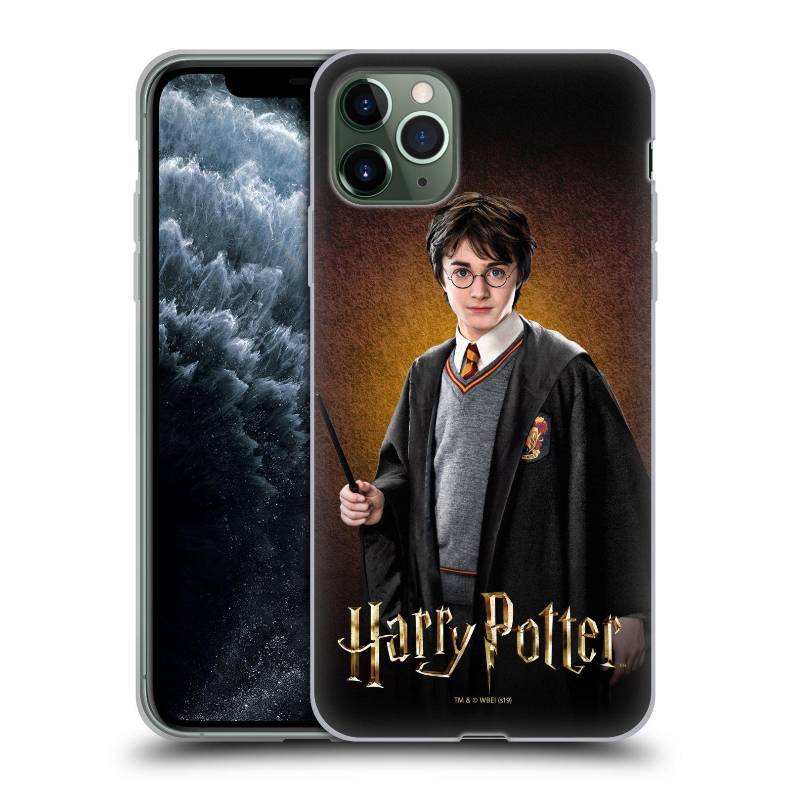 Silikonové pouzdro na mobil Apple iPhone 11 Pro Max - Harry Potter - Malý Harry Potter