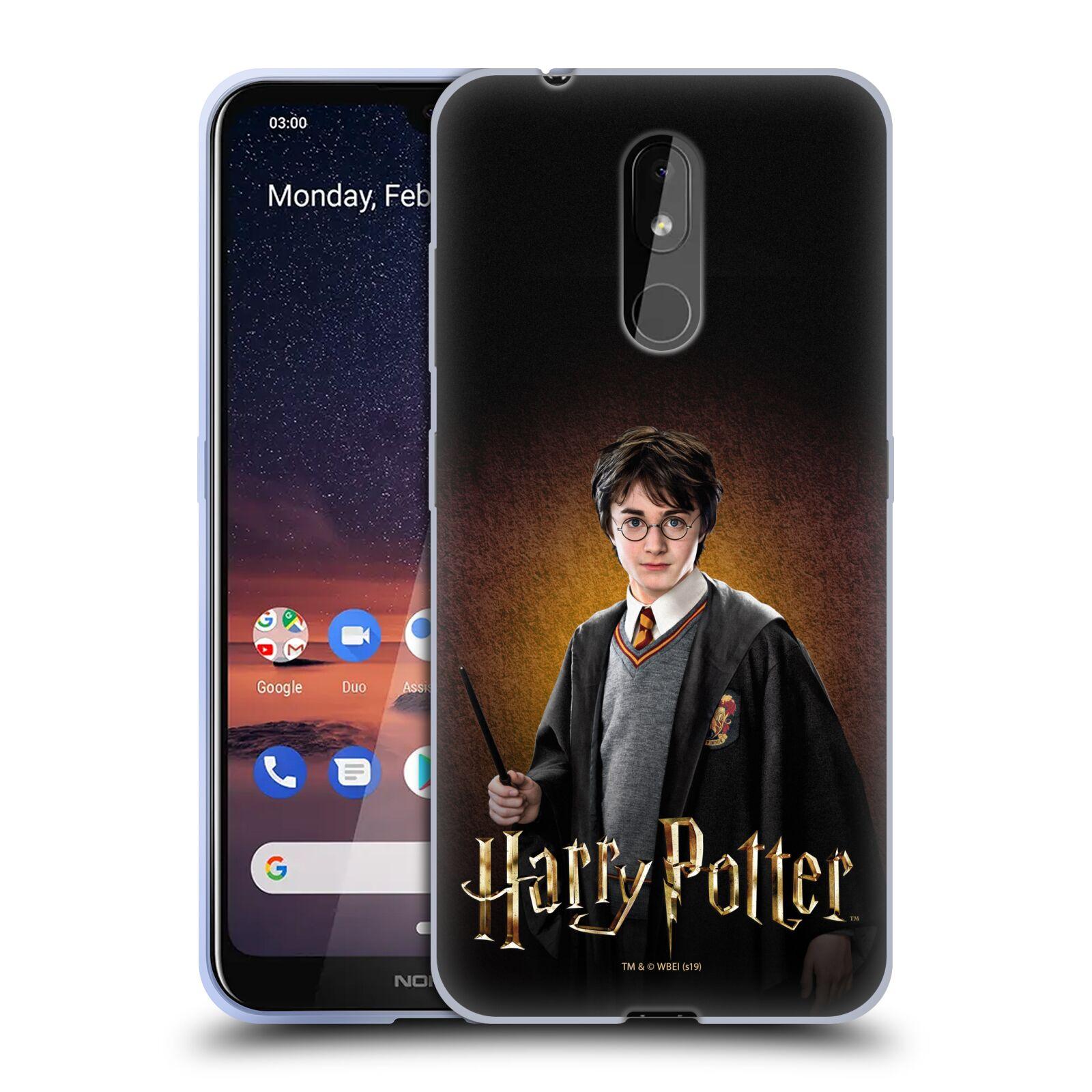 Silikonové pouzdro na mobil Nokia 3.2 - Harry Potter - Malý Harry Potter