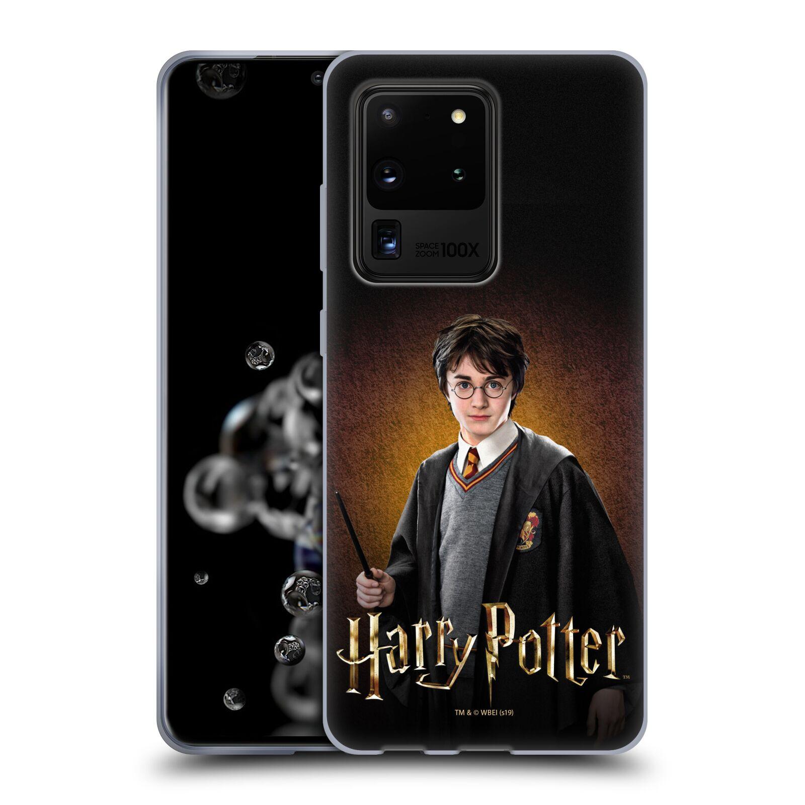 Silikonové pouzdro na mobil Samsung Galaxy S20 Ultra - Harry Potter - Malý Harry Potter