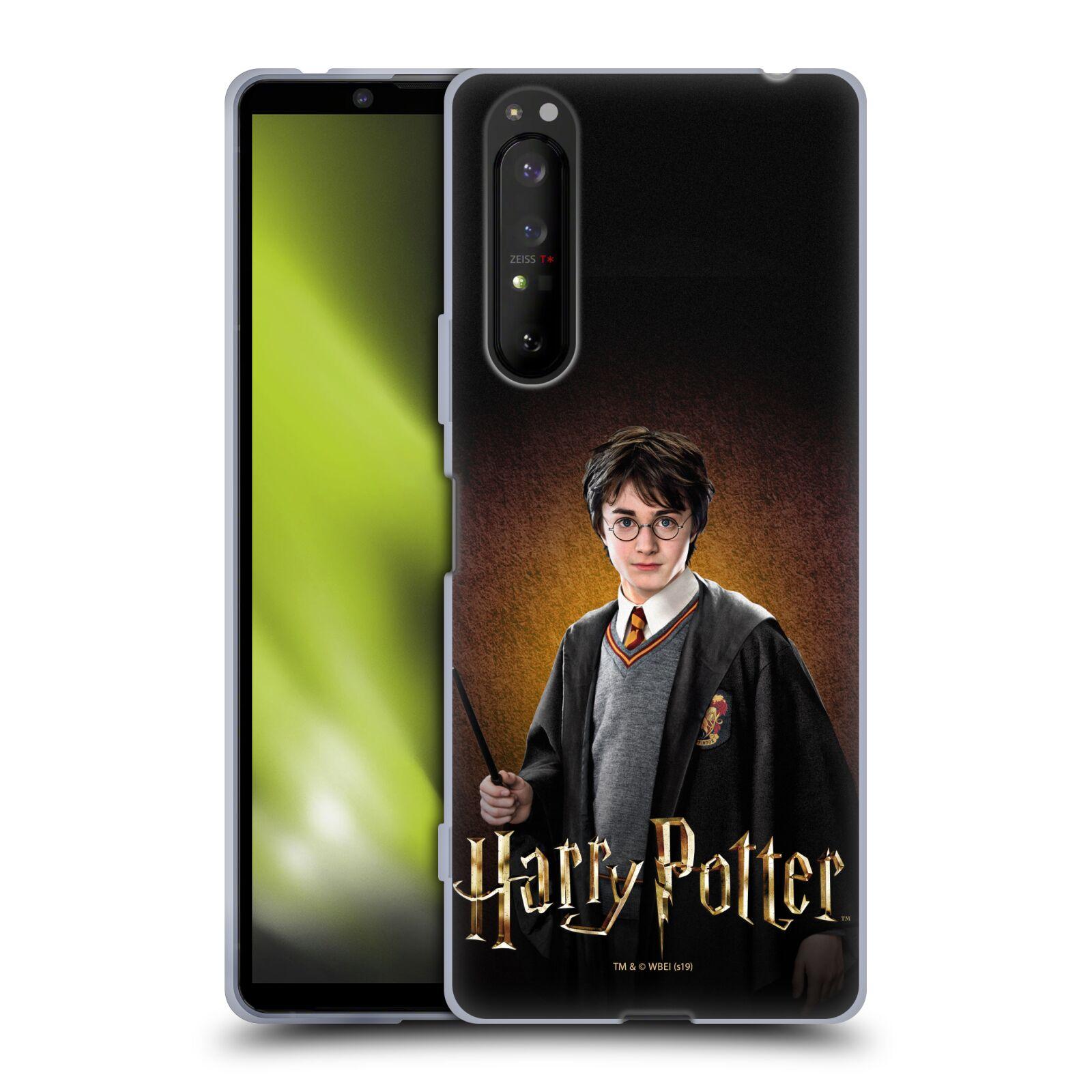 Silikonové pouzdro na mobil Sony Xperia 1 II - Harry Potter - Malý Harry Potter