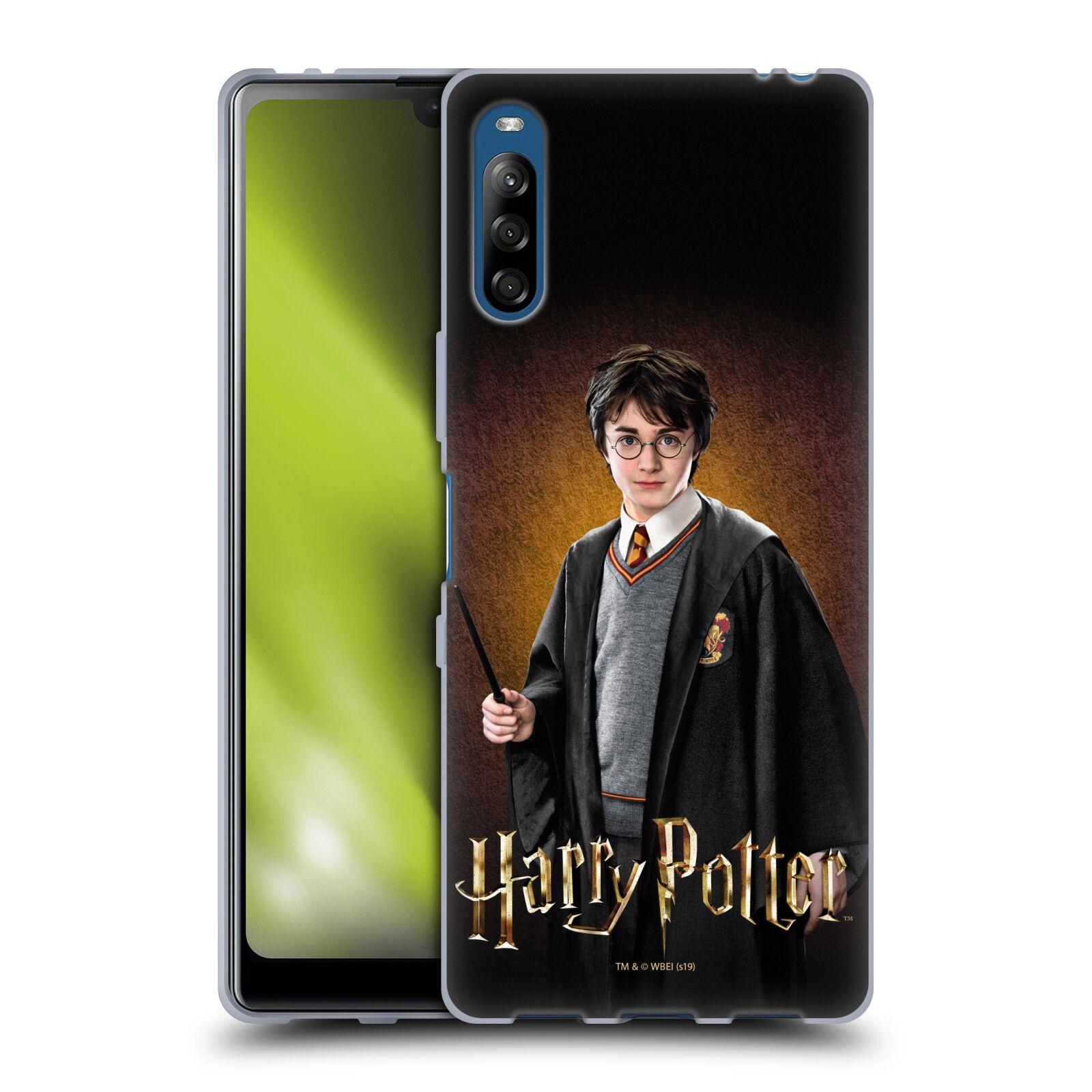 Silikonové pouzdro na mobil Sony Xperia L4 - Harry Potter - Malý Harry Potter