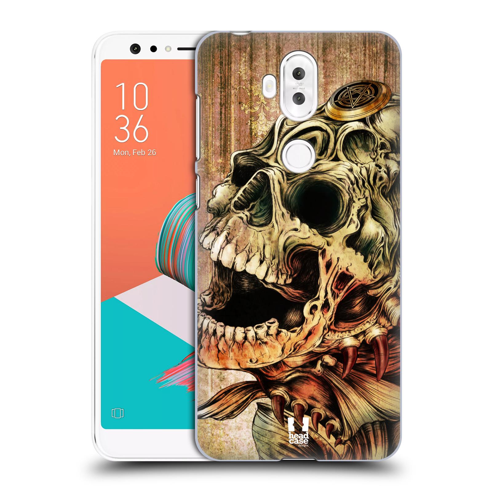 Plastové pouzdro na mobil Asus ZenFone 5 Lite ZC600KL - Head Case - PIRANHA (Plastový kryt či obal na mobilní telefon Asus ZenFone 5 Lite (ZC600KL) s motivem PIRANHA)