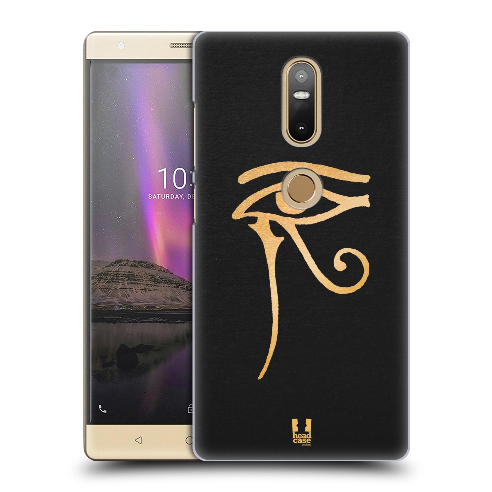 Plastové pouzdro na mobil Lenovo Phab 2 Plus - Head Case - EGYPT OKO BOHA RA (Plastový kryt či obal na mobilní telefon Lenovo Phab 2 Plus Dual SIM s motivem EGYPT OKO BOHA RA)