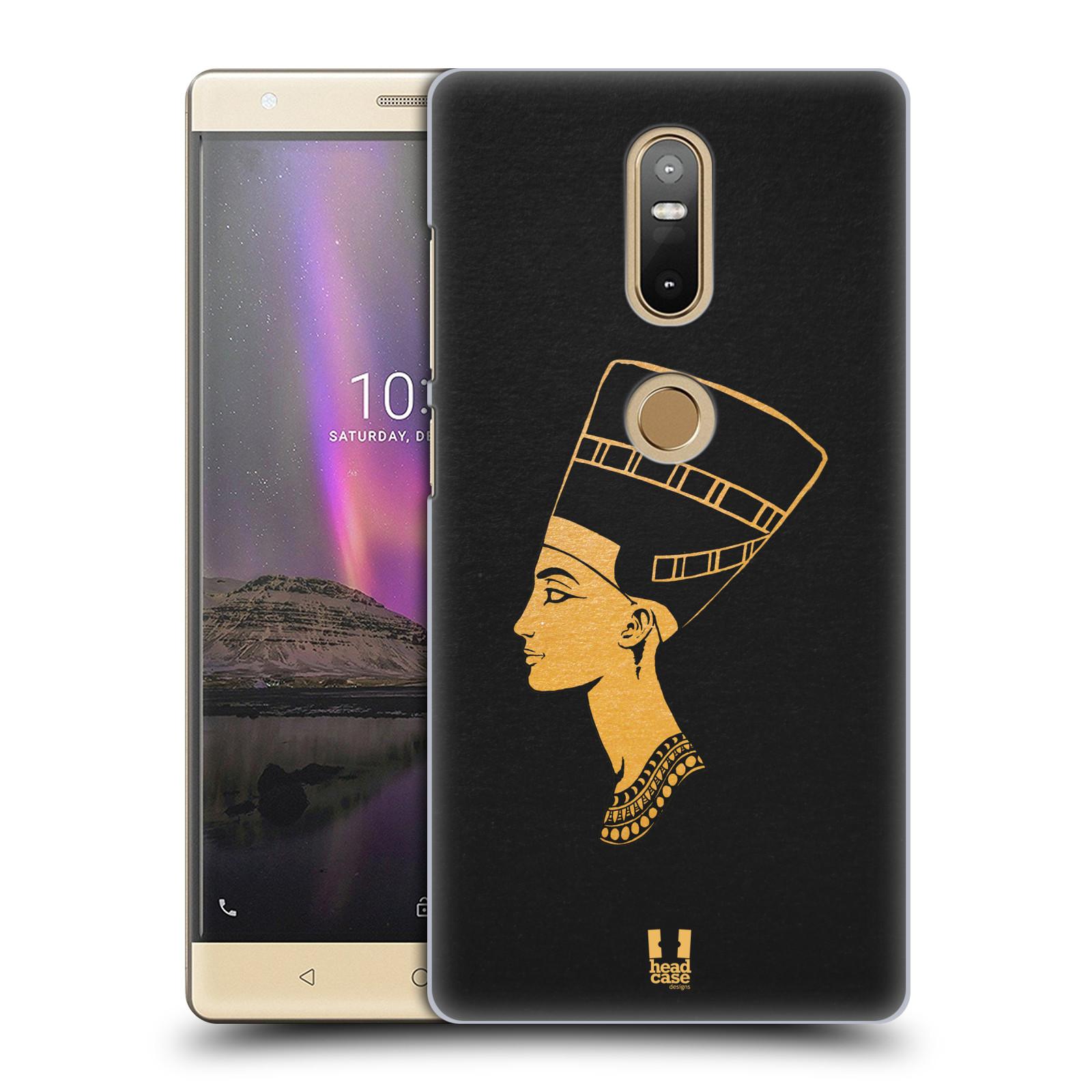 Plastové pouzdro na mobil Lenovo Phab 2 Plus - Head Case - EGYPT NEFERTITI (Plastový kryt či obal na mobilní telefon Lenovo Phab 2 Plus Dual SIM s motivem EGYPT NEFERTITI)
