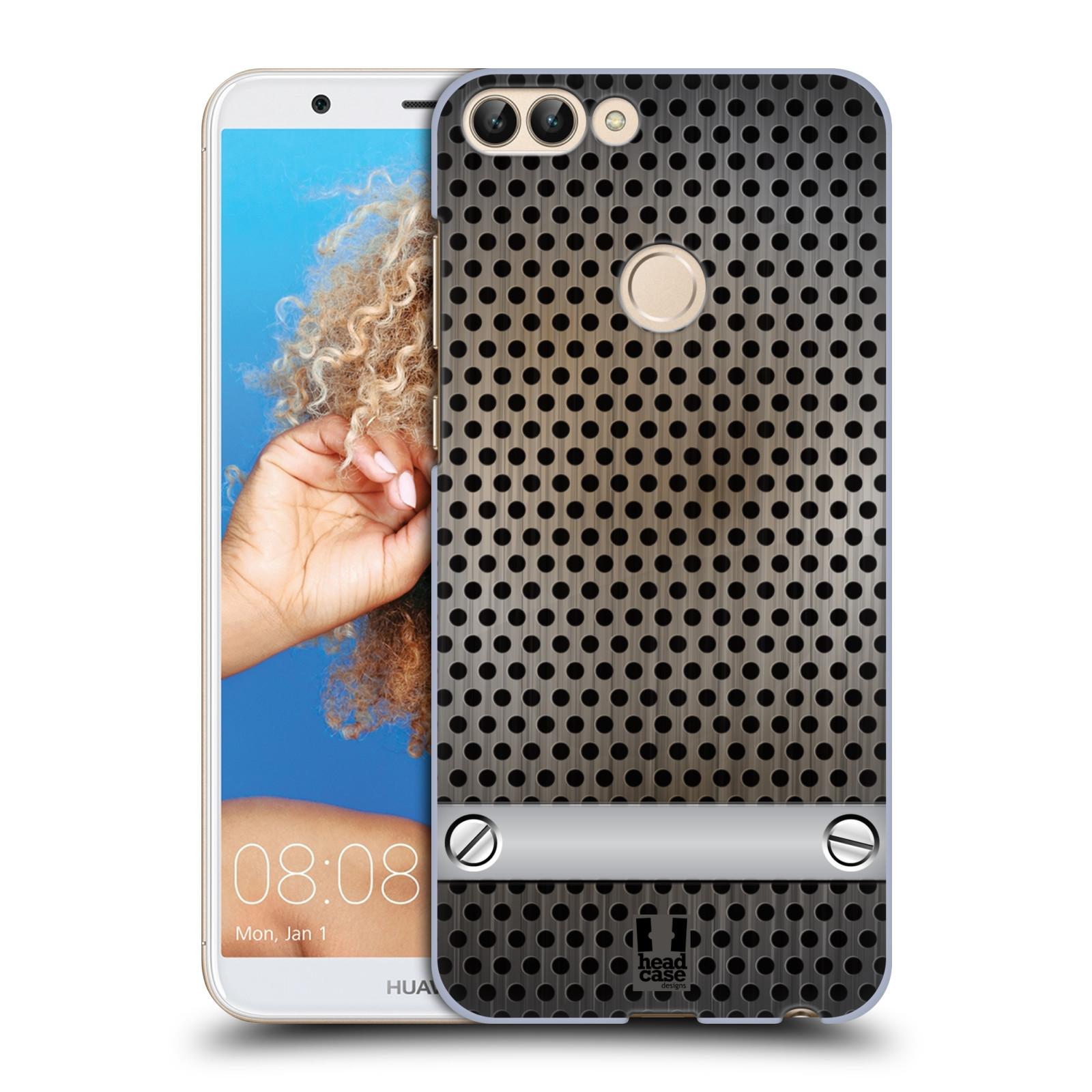 Plastové pouzdro na mobil Huawei P Smart - Head Case - INDUSTRIAL SHEET  empty 8008c06c1b7