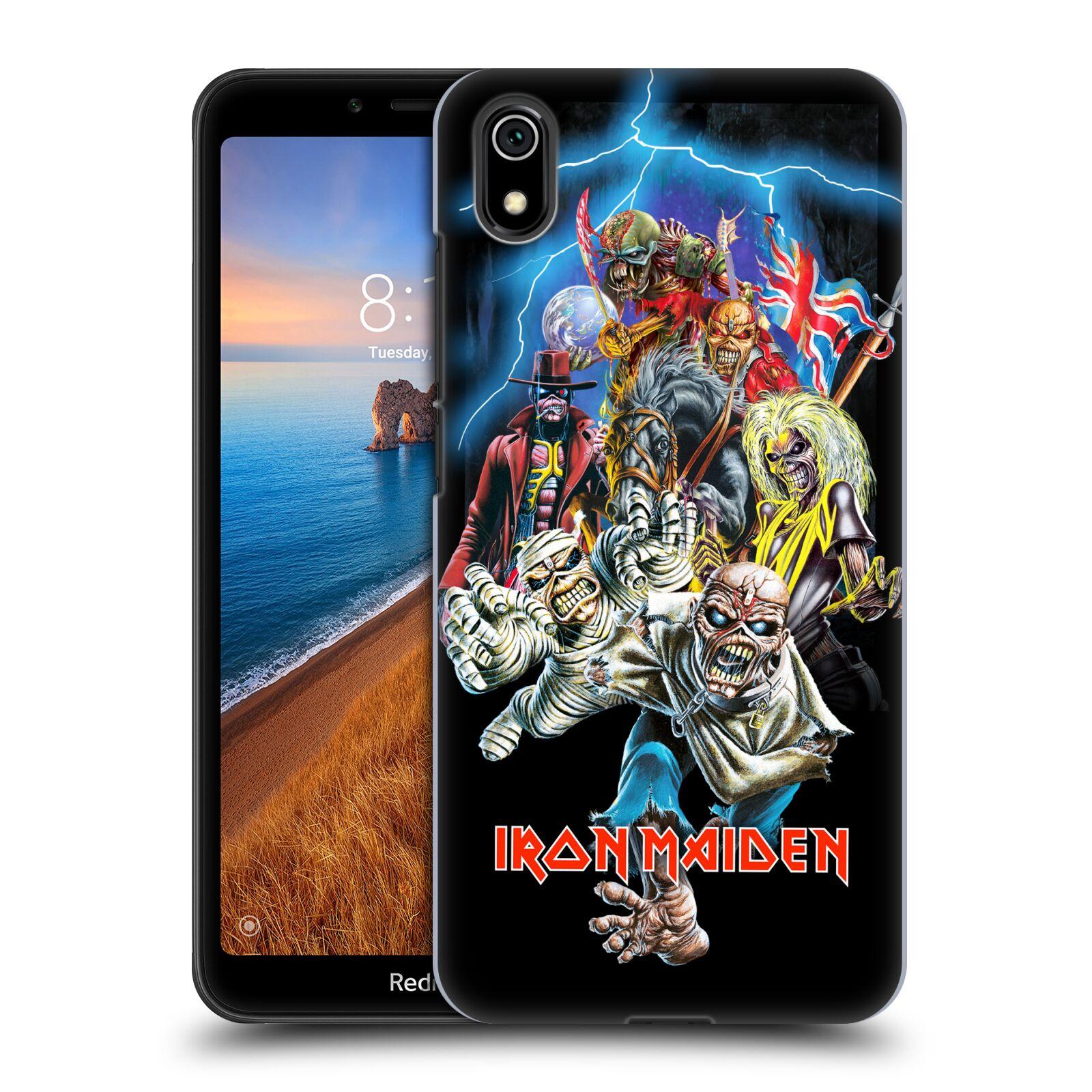 Plastové pouzdro na mobil Xiaomi Redmi 7A - Head Case - Iron Maiden - Best Of Beast