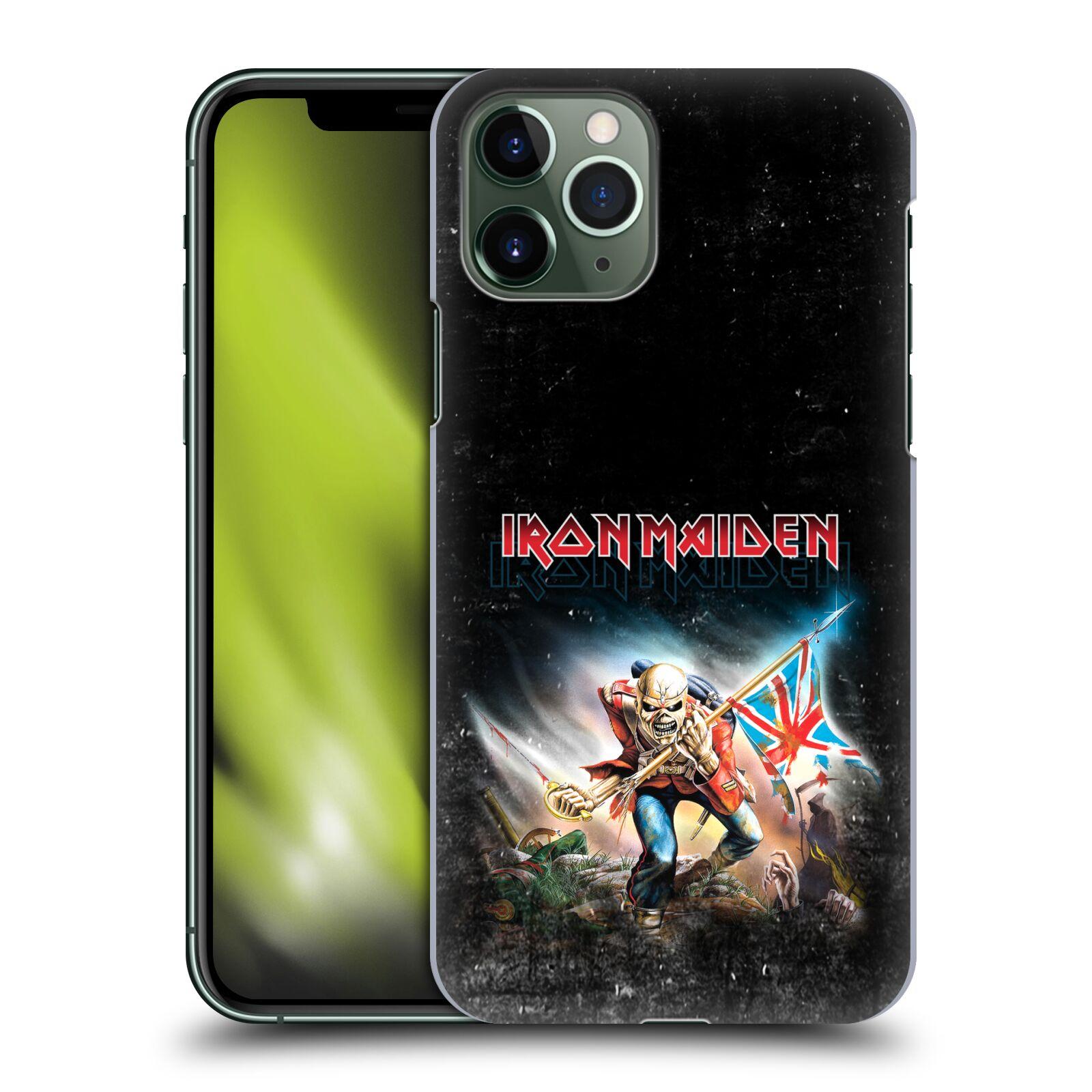 Plastové pouzdro na mobil Apple iPhone 11 Pro - Head Case - Iron Maiden - Trooper 2016