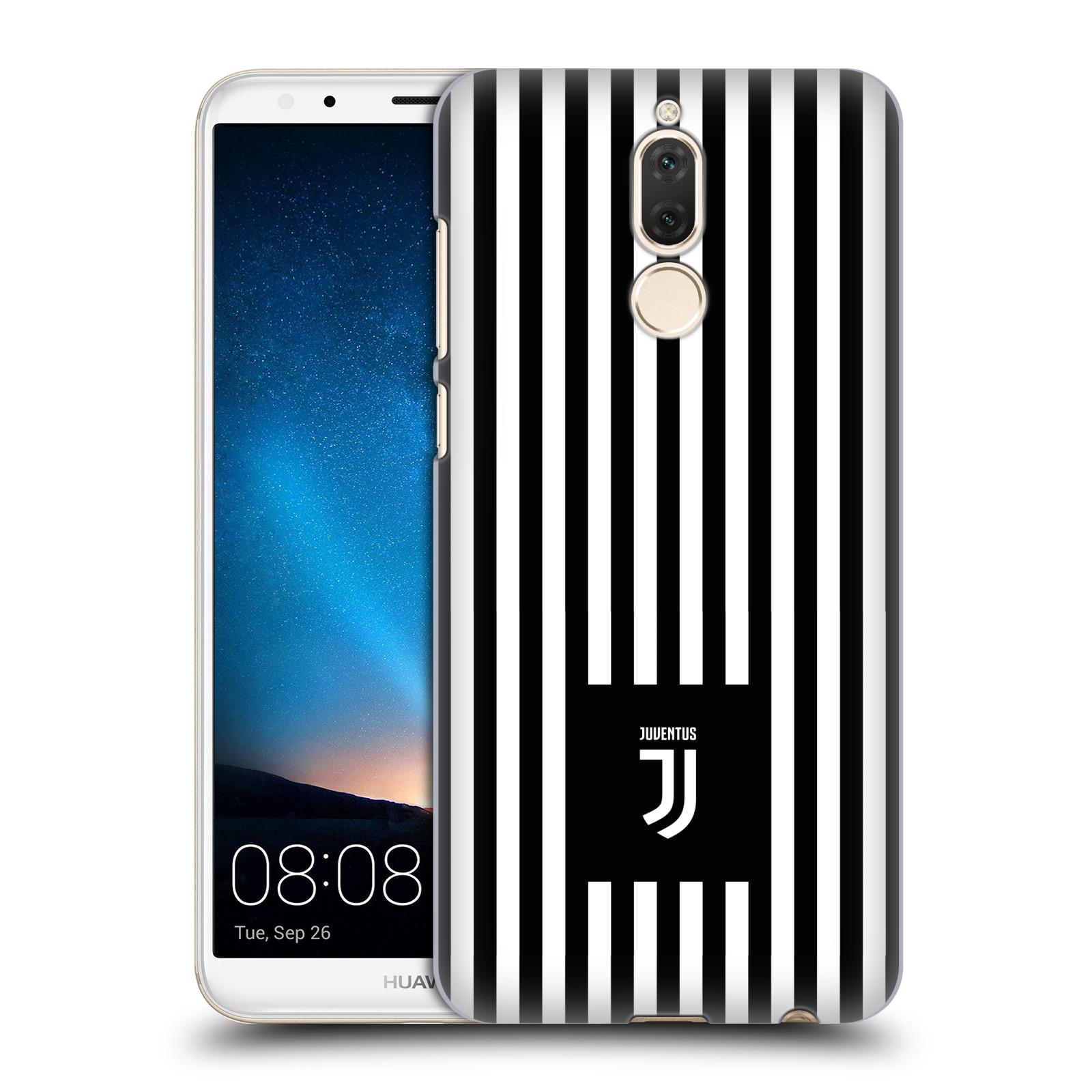Plastové pouzdro na mobil Huawei Mate 10 Lite - Head Case - Juventus FC - Nové logo - Pruhy
