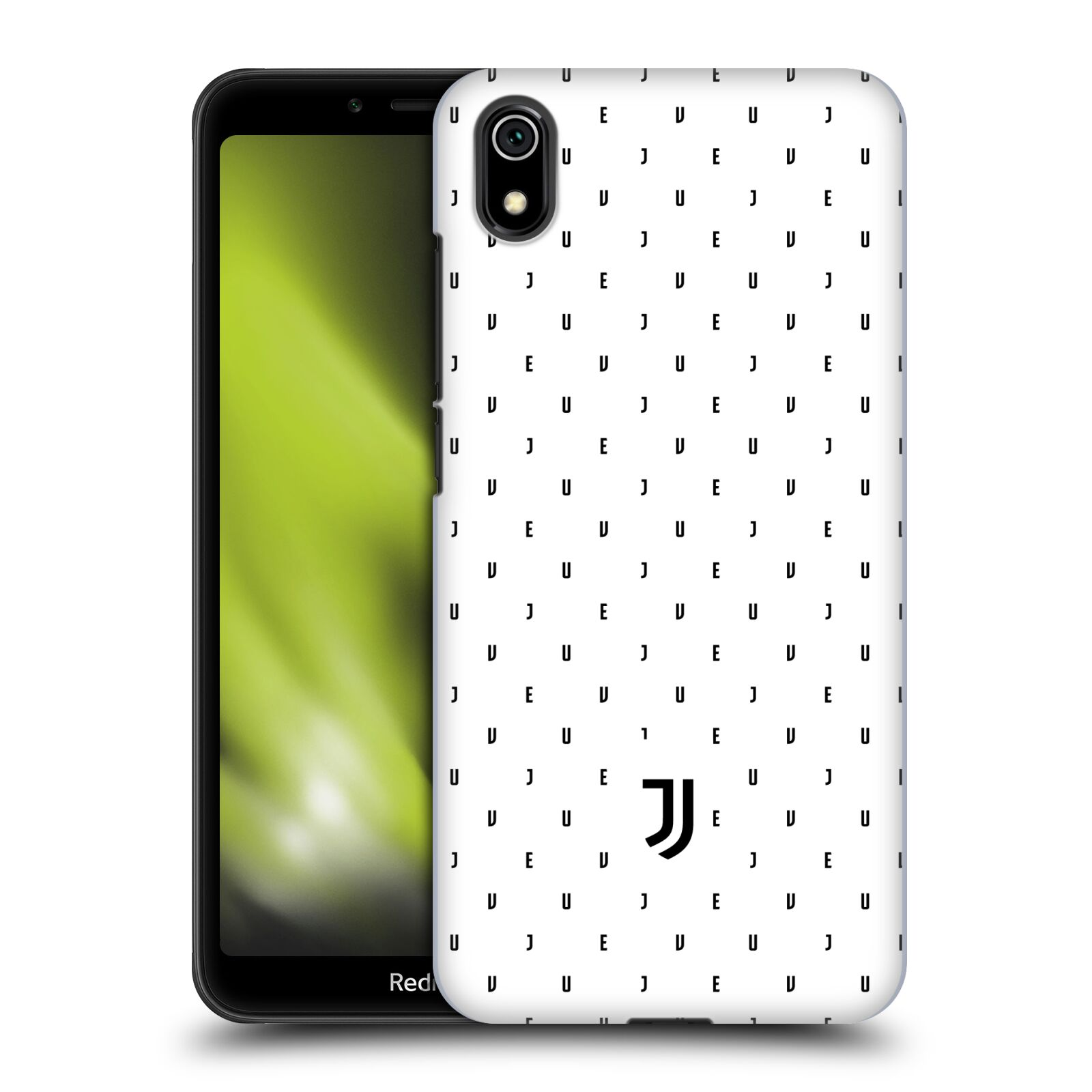 Plastové pouzdro na mobil Xiaomi Redmi 7A - Head Case - Juventus FC - Nové logo - Decentní