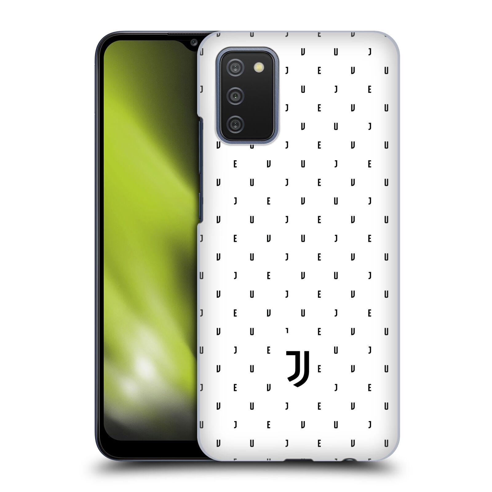 Plastové pouzdro na mobil Samsung Galaxy A02s - Head Case - Juventus FC - Nové logo - Decentní