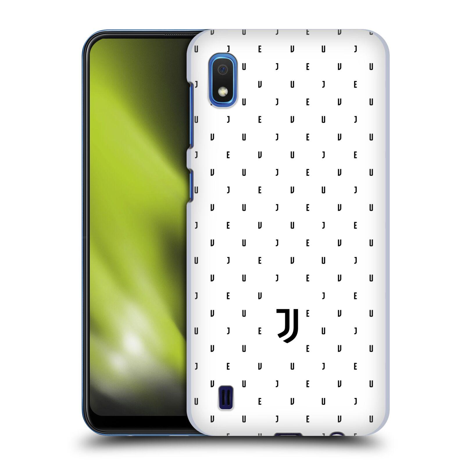 Plastové pouzdro na mobil Samsung Galaxy A10 - Head Case - Juventus FC - Nové logo - Decentní