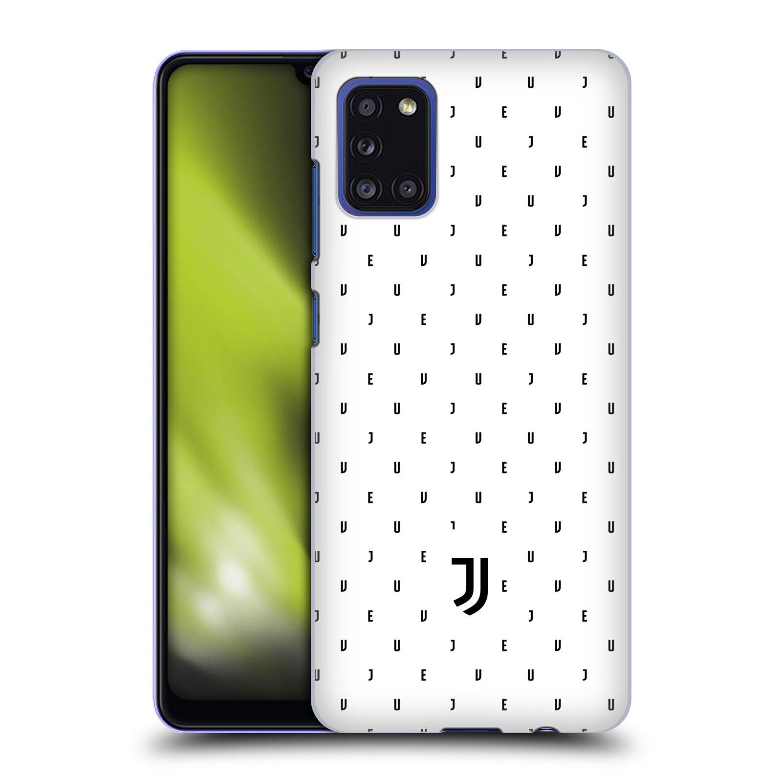 Plastové pouzdro na mobil Samsung Galaxy A31 - Head Case - Juventus FC - Nové logo - Decentní