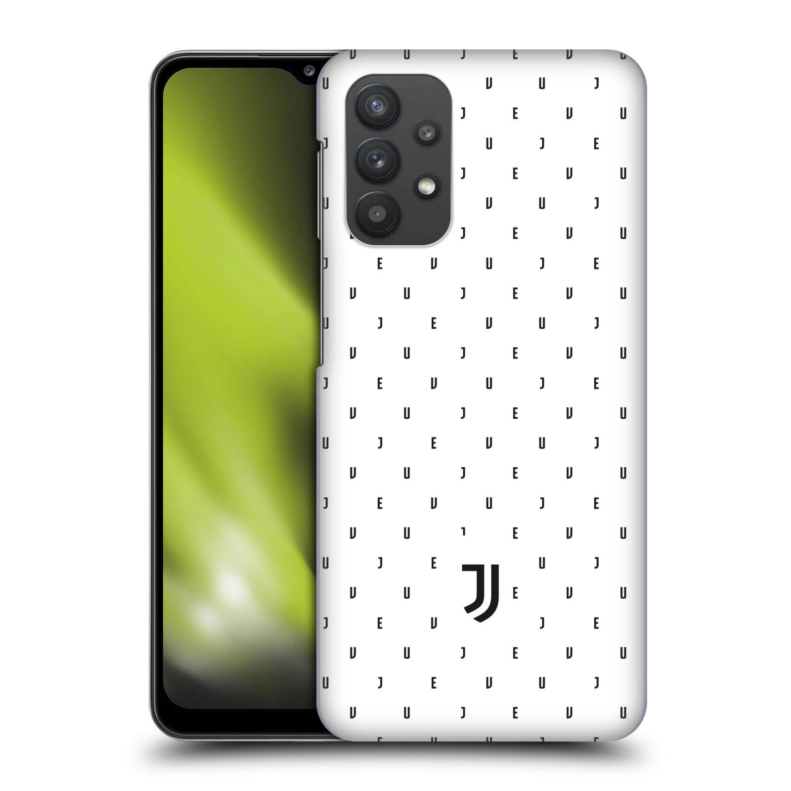 Plastové pouzdro na mobil Samsung Galaxy A32 5G - Head Case - Juventus FC - Nové logo - Decentní