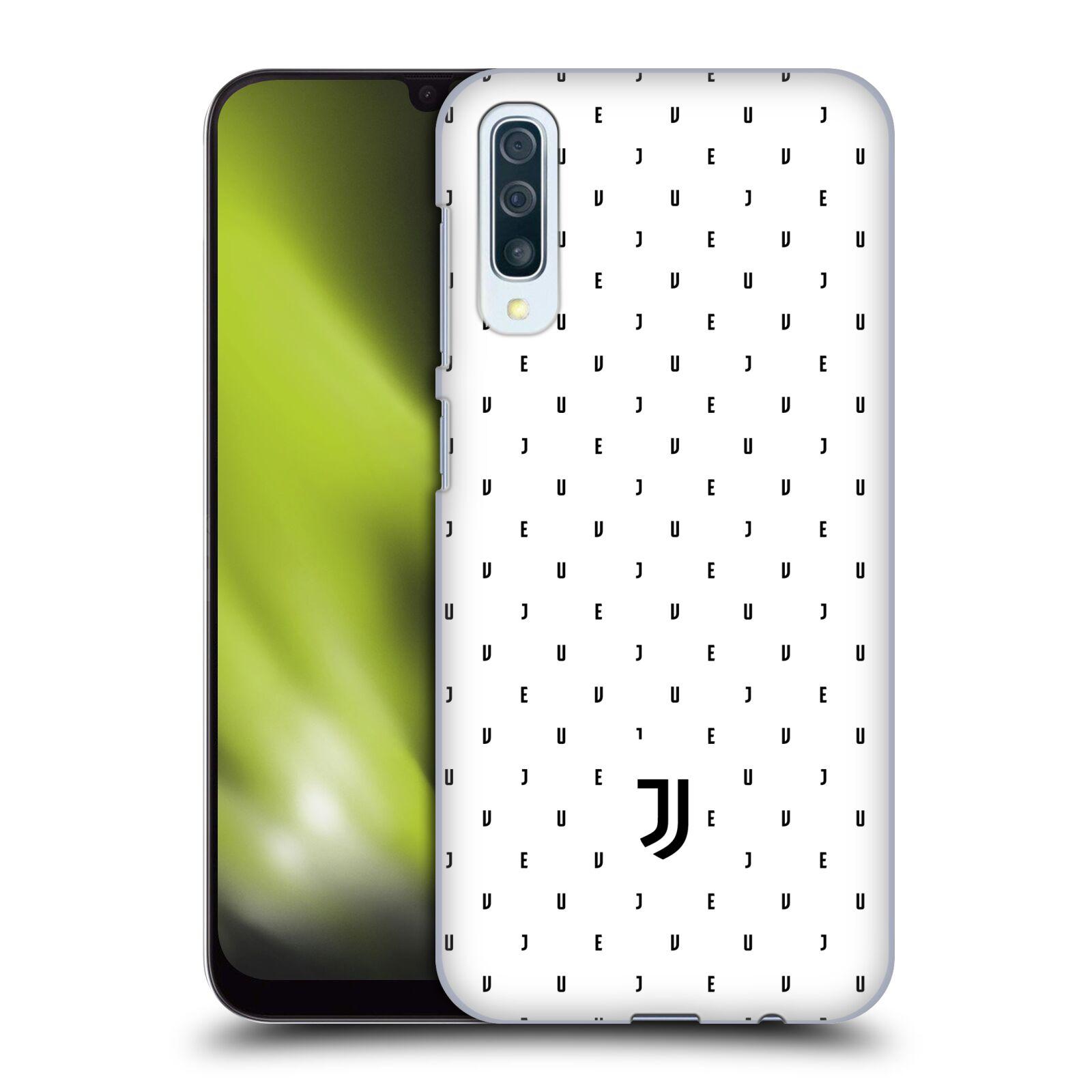 Plastové pouzdro na mobil Samsung Galaxy A50 - Head Case - Juventus FC - Nové logo - Decentní