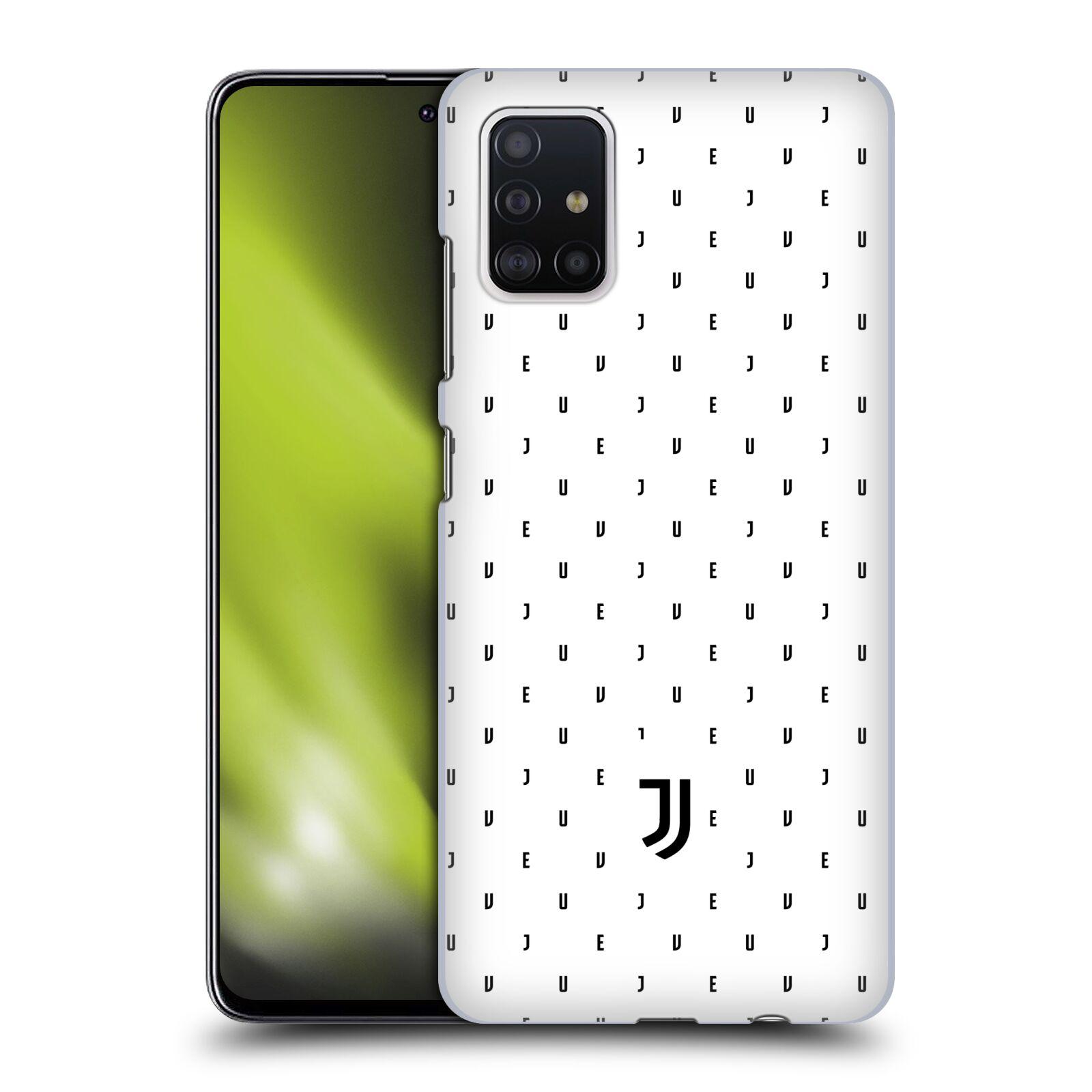 Plastové pouzdro na mobil Samsung Galaxy A51 - Head Case - Juventus FC - Nové logo - Decentní