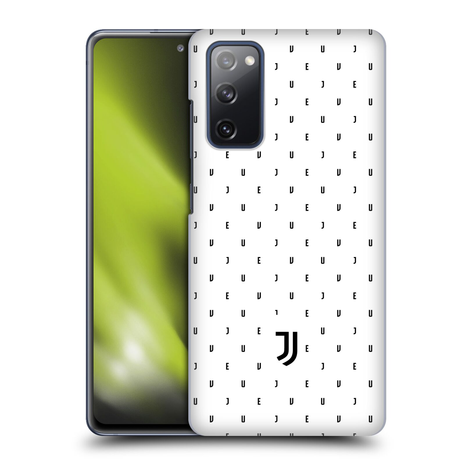 Plastové pouzdro na mobil Samsung Galaxy S20 FE - Head Case - Juventus FC - Nové logo - Decentní