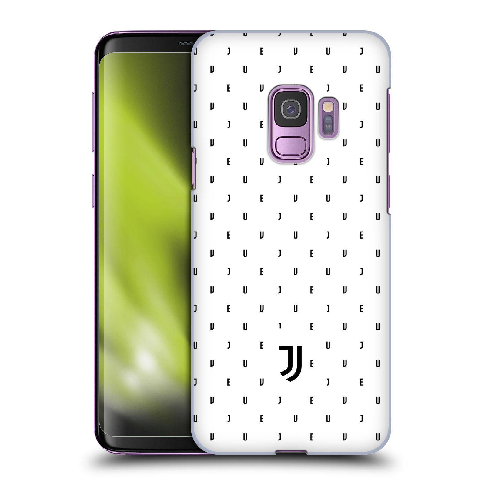 Plastové pouzdro na mobil Samsung Galaxy S9 - Head Case - Juventus FC - Nové logo - Decentní