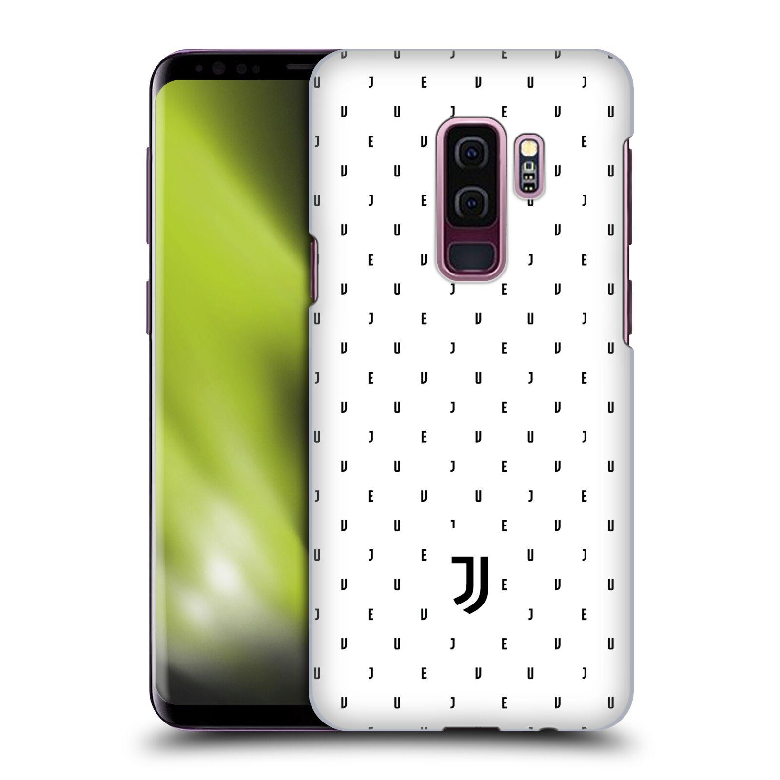 Plastové pouzdro na mobil Samsung Galaxy S9 Plus - Head Case - Juventus FC - Nové logo - Decentní