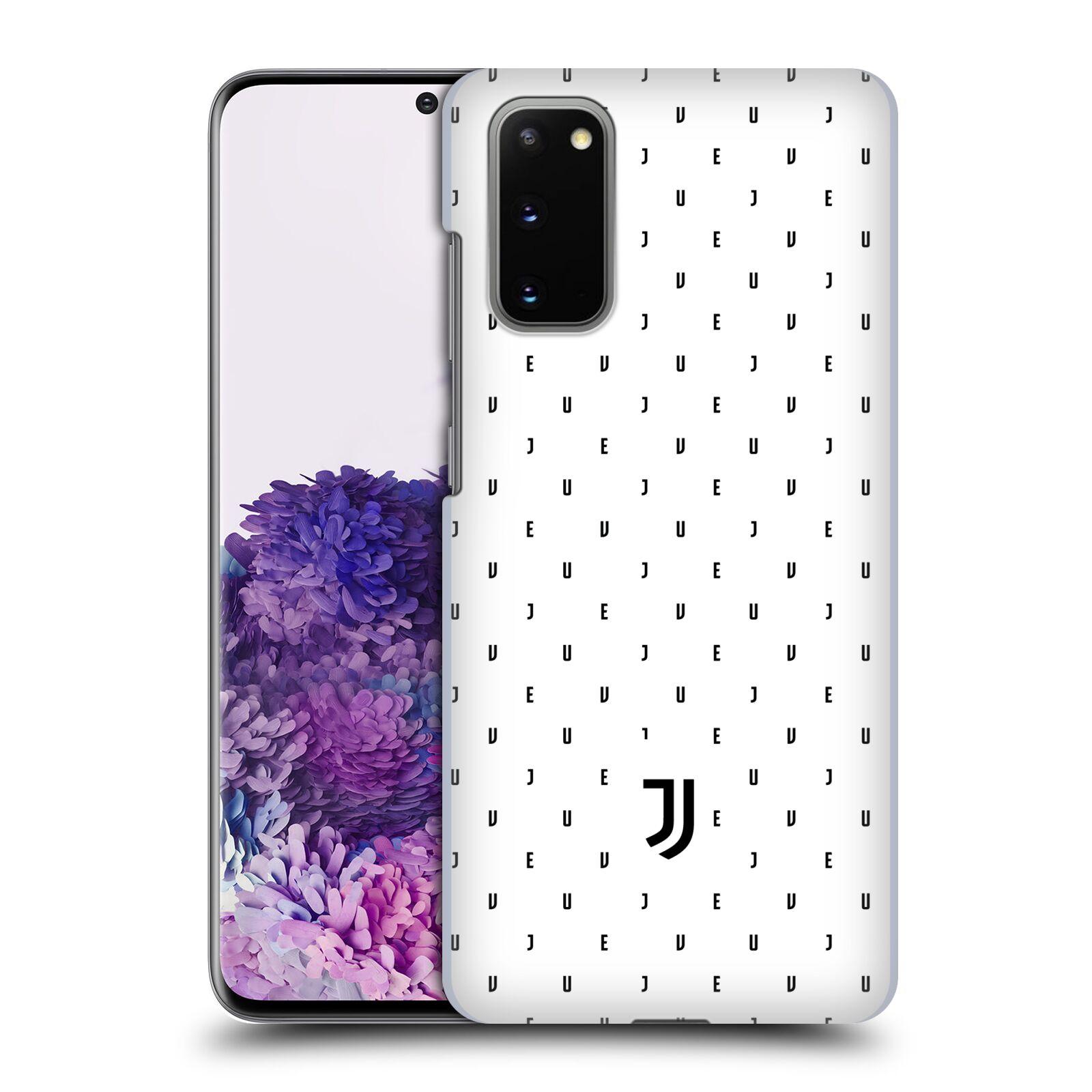Plastové pouzdro na mobil Samsung Galaxy S20 - Head Case - Juventus FC - Nové logo - Decentní