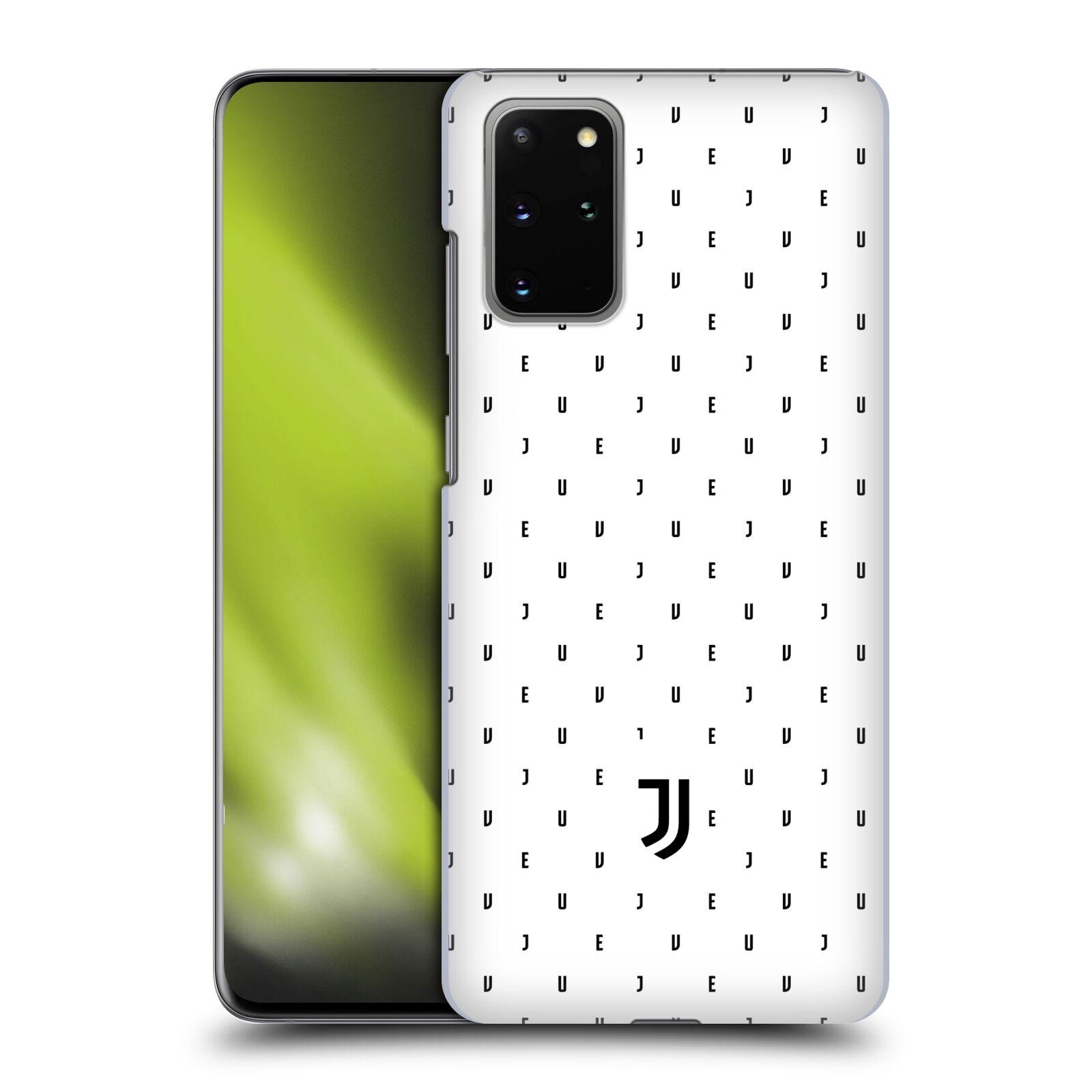 Plastové pouzdro na mobil Samsung Galaxy S20 Plus - Head Case - Juventus FC - Nové logo - Decentní