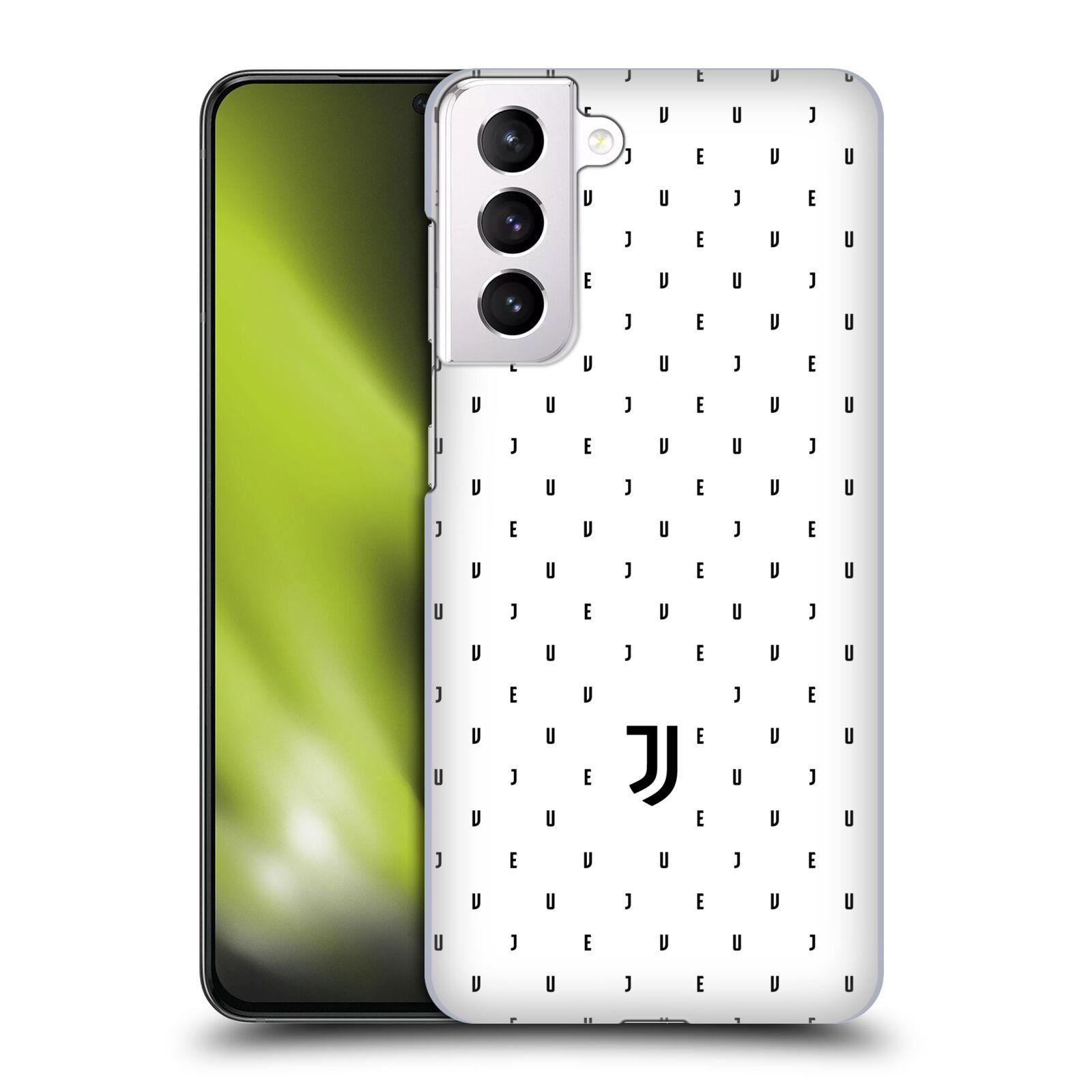 Plastové pouzdro na mobil Samsung Galaxy S21 Plus 5G - Head Case - Juventus FC - Nové logo - Decentní