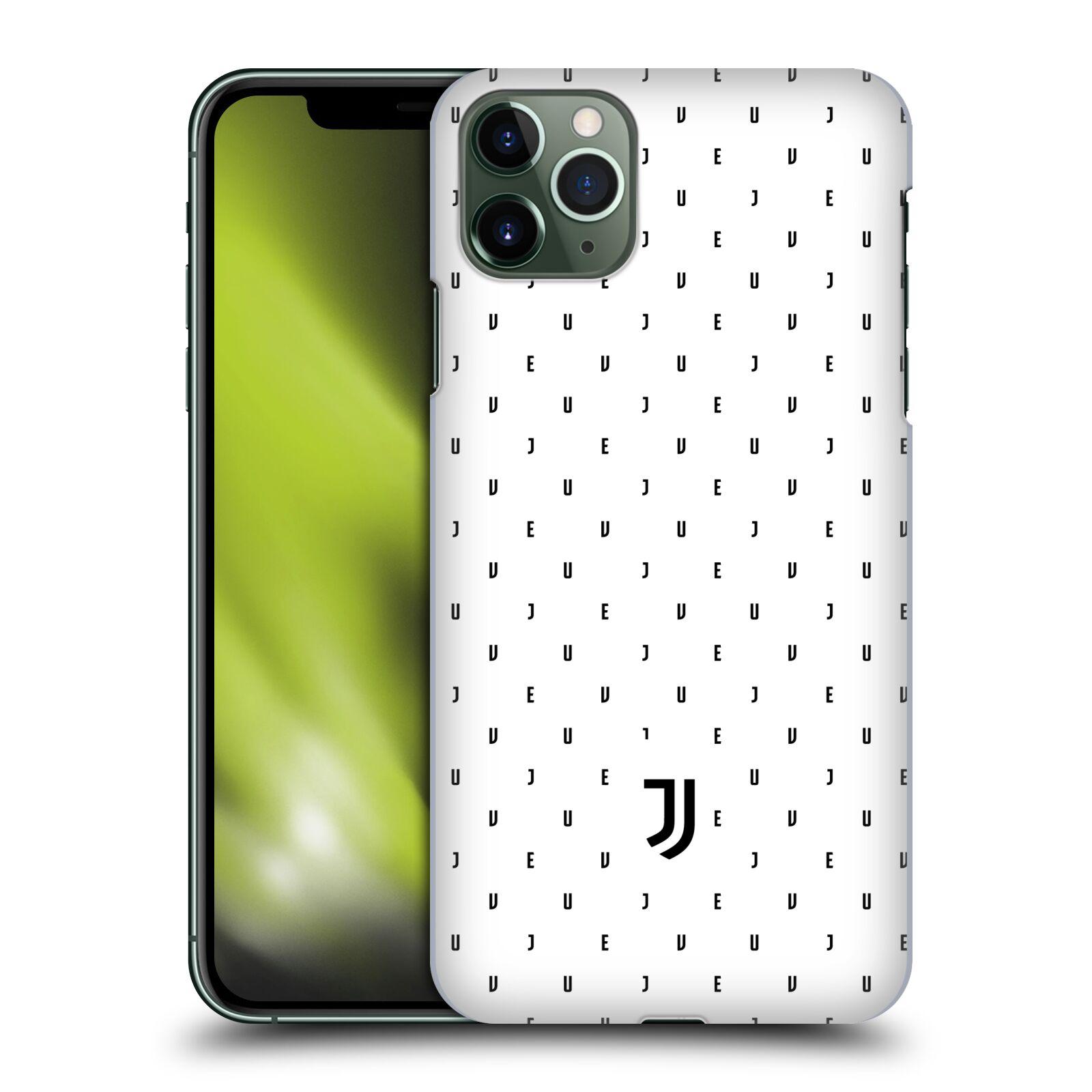 Plastové pouzdro na mobil Apple iPhone 11 Pro Max - Head Case - Juventus FC - Nové logo - Decentní